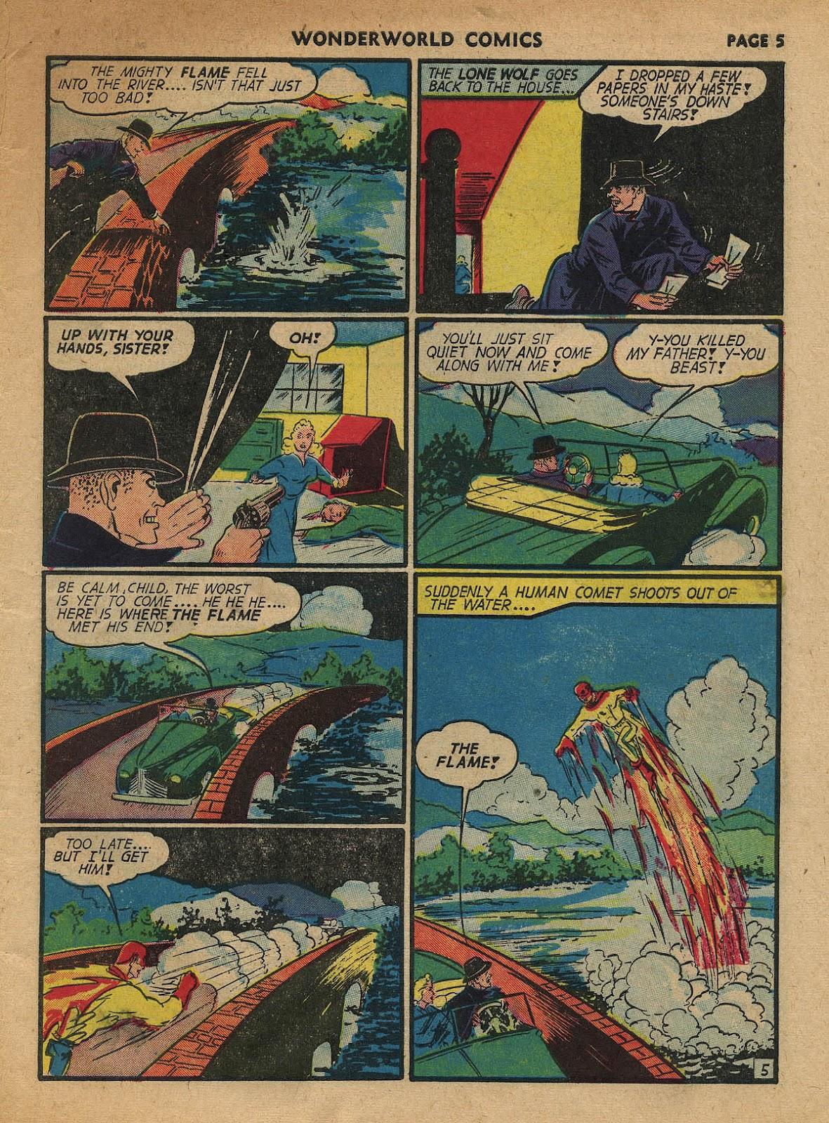 Wonderworld Comics issue 23 - Page 7