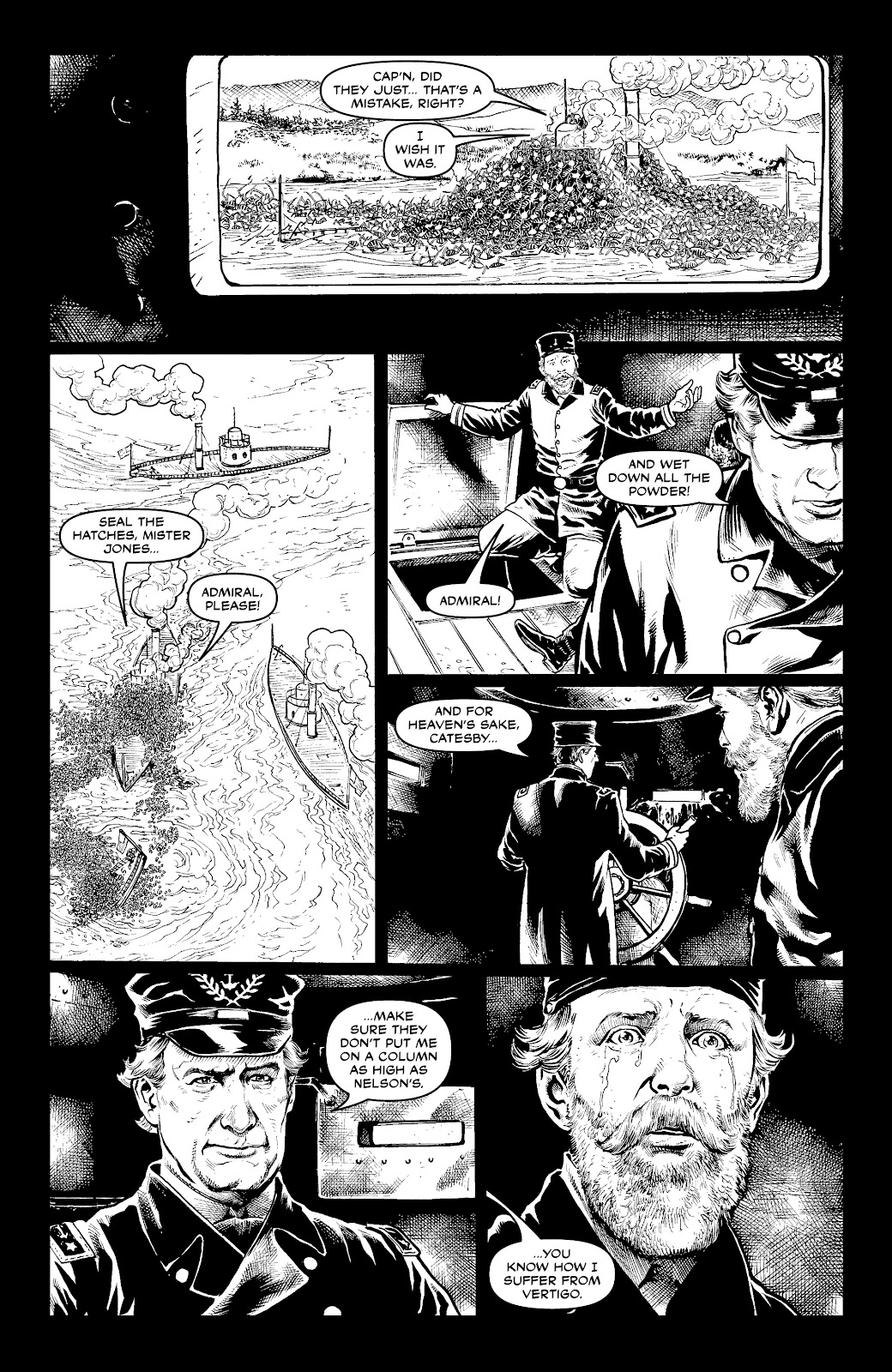 Read online Alan Moore's Cinema Purgatorio comic -  Issue #18 - 36