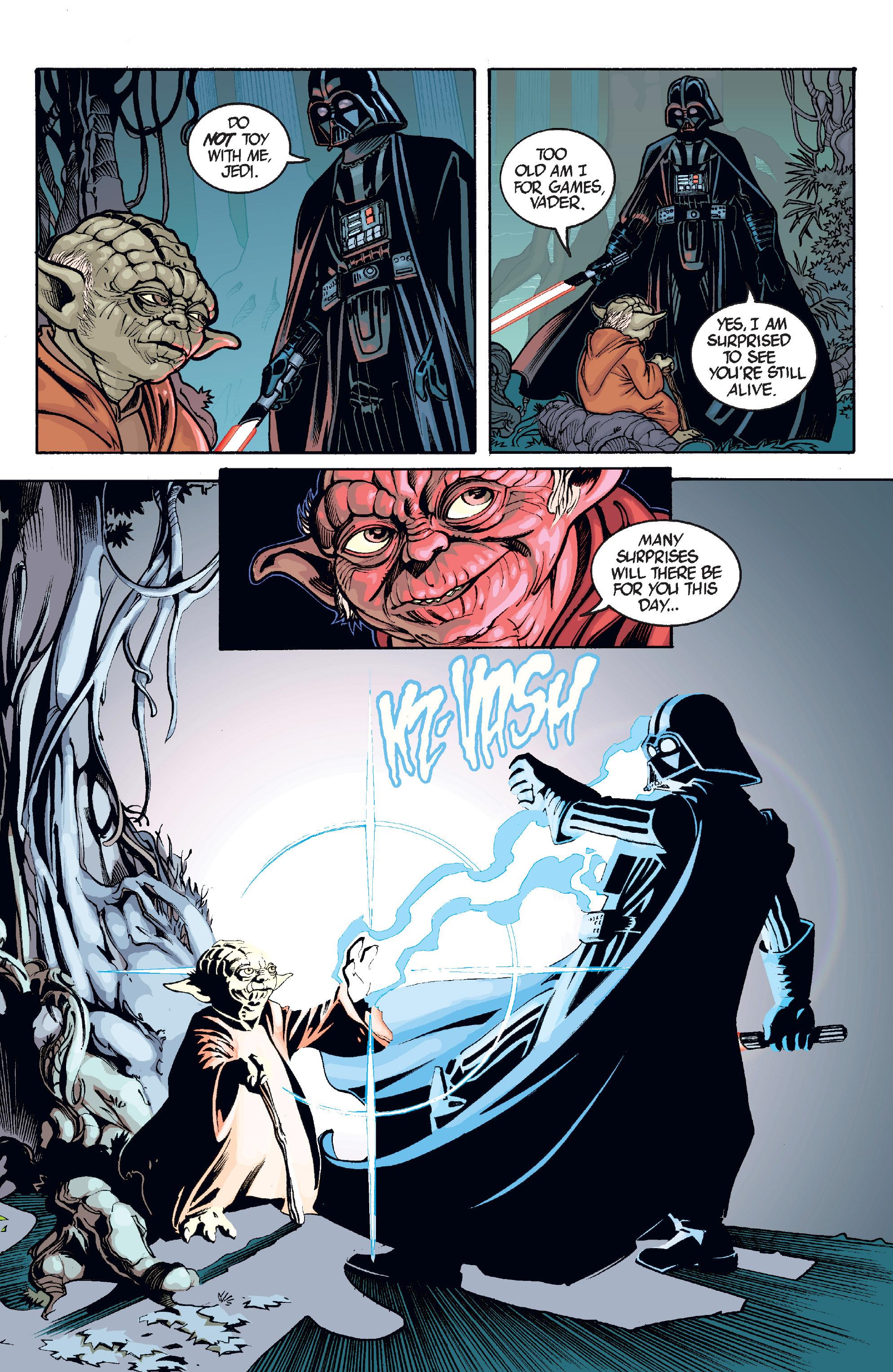 Read online Star Wars Omnibus comic -  Issue # Vol. 27 - 167