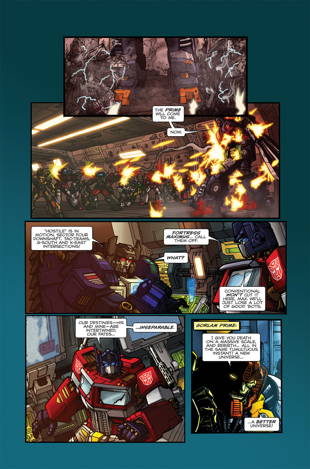 Read online Transformers Spotlight: Doubledealer comic -  Issue # Full - 11