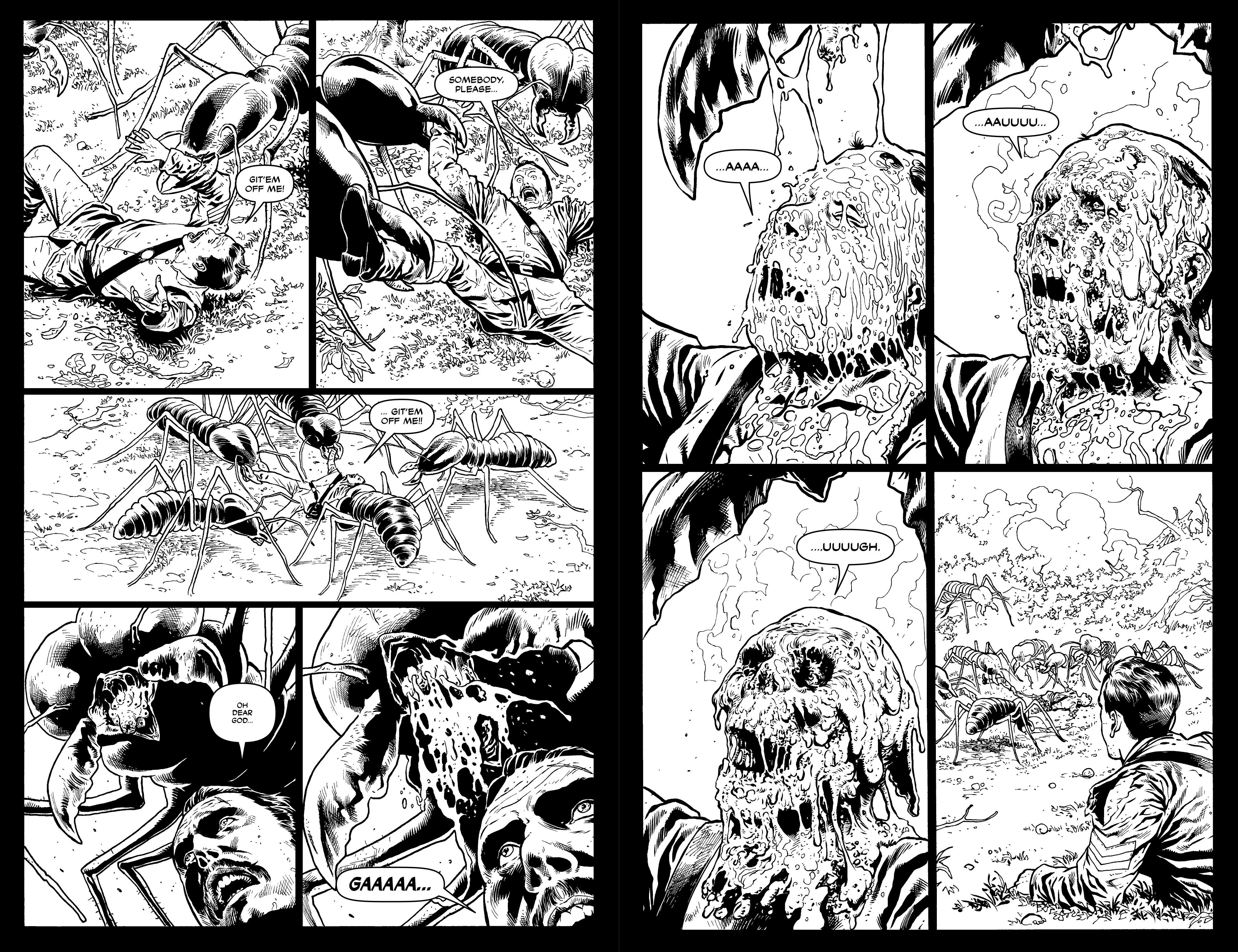 Read online Alan Moore's Cinema Purgatorio comic -  Issue #10 - 18