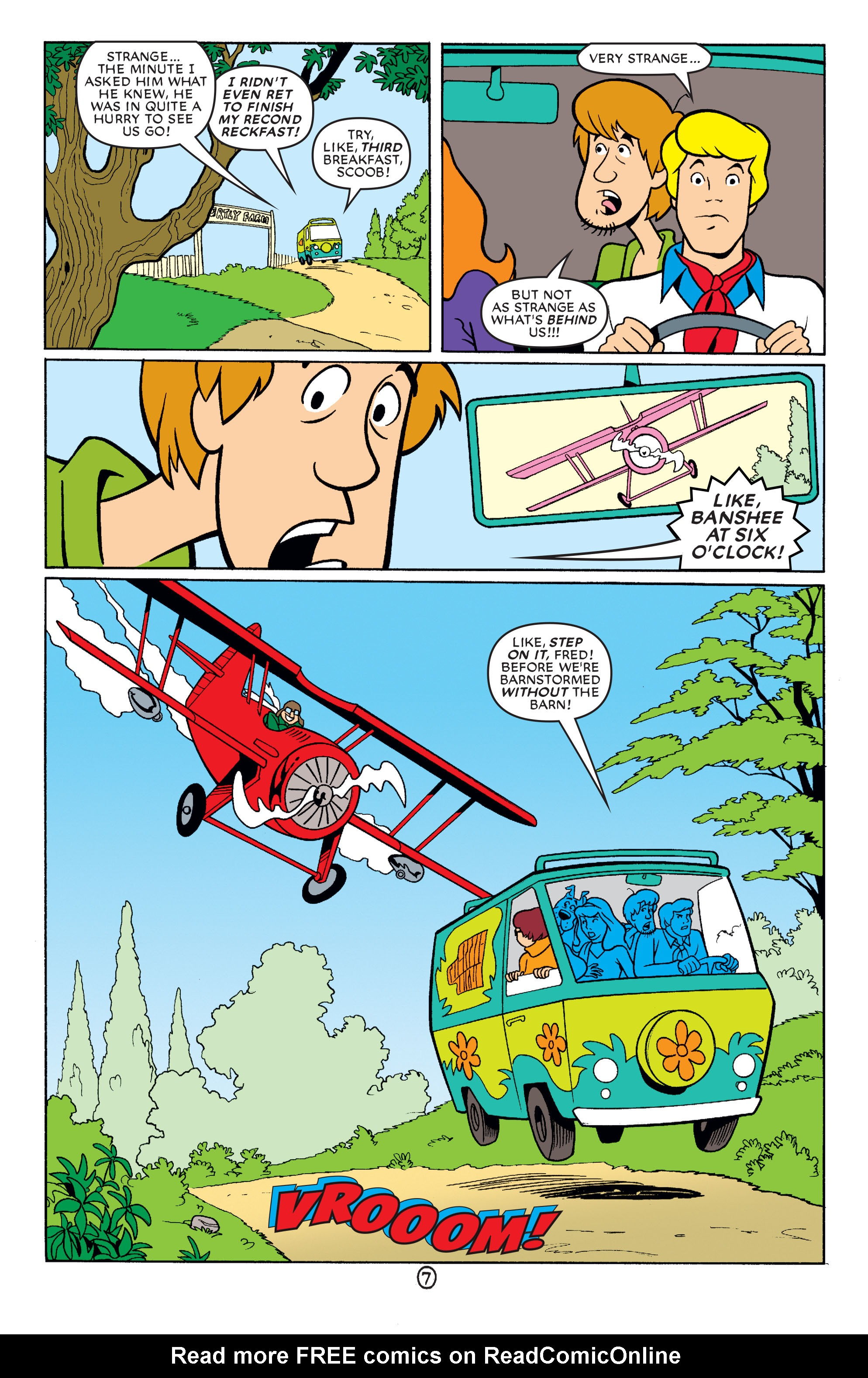 Read online Scooby-Doo (1997) comic -  Issue #63 - 8