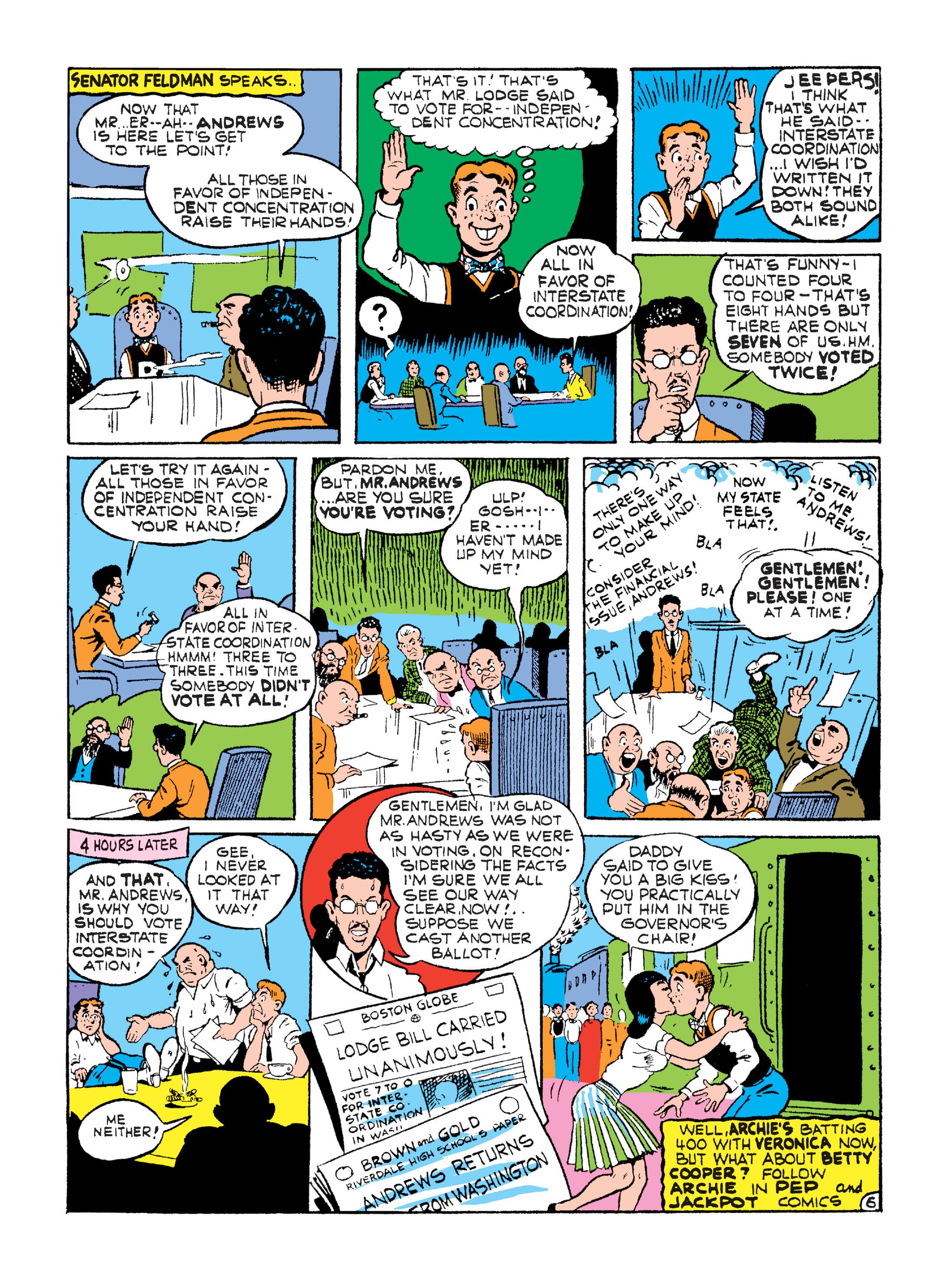Read online Archie 1000 Page Comics Bonanza comic -  Issue #2 (Part 1) - 129