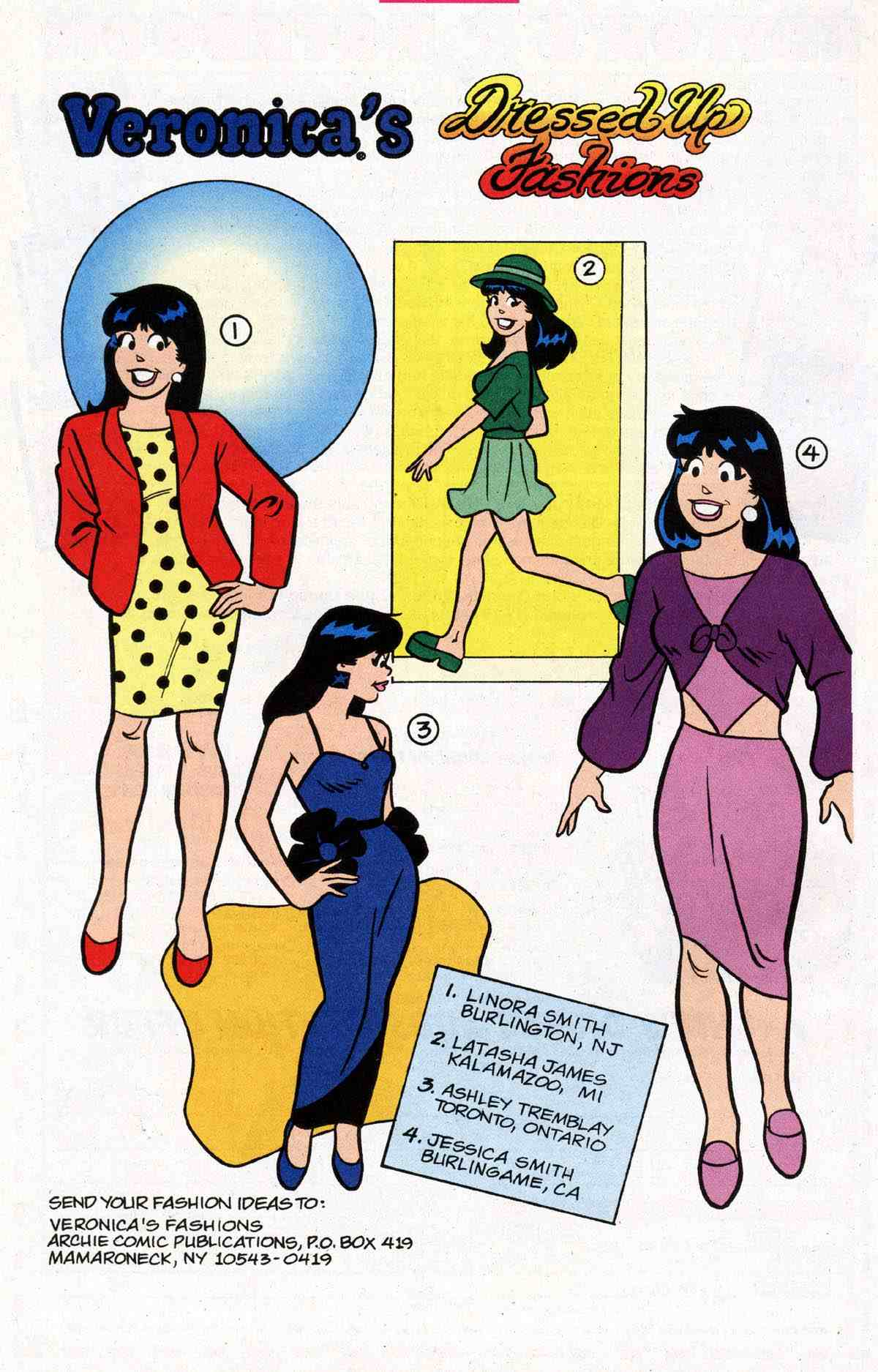 Read online Archie's Girls Betty and Veronica comic -  Issue #183 - 16