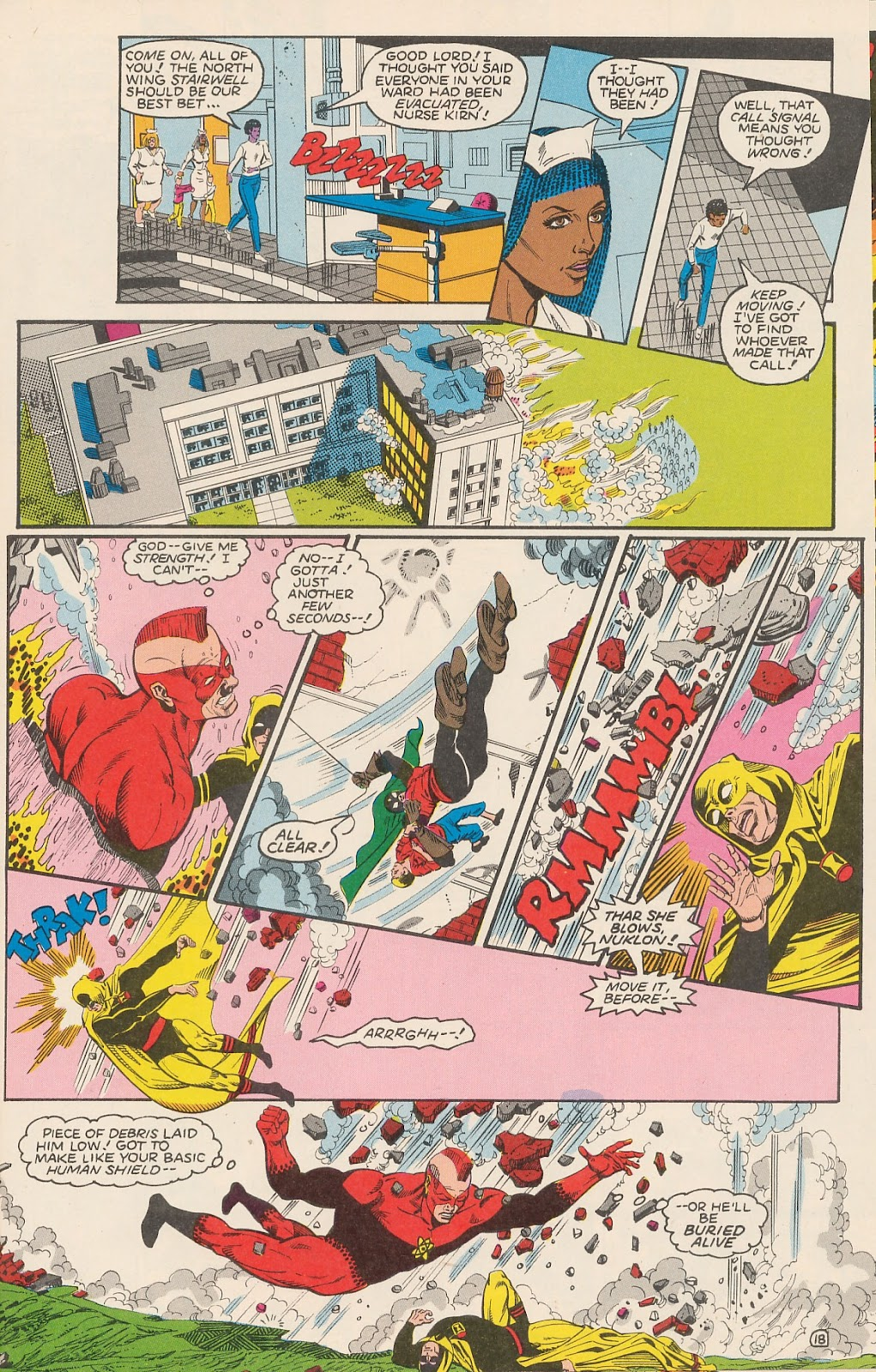 Infinity Inc. (1984) issue 20 - Page 25