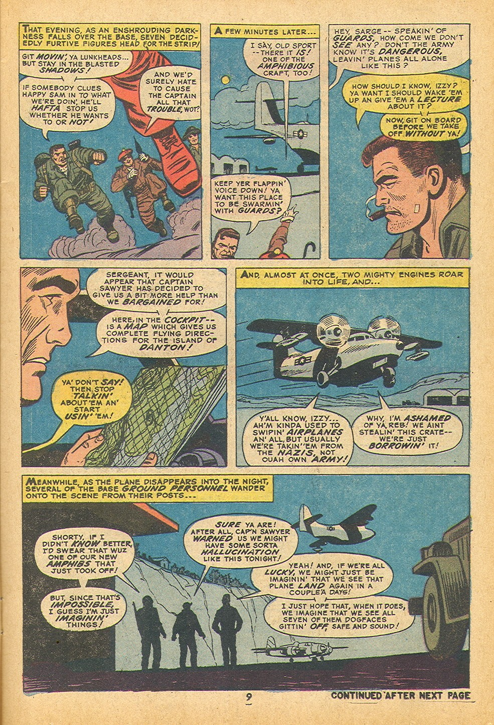 Read online Sgt. Fury comic -  Issue #109 - 11