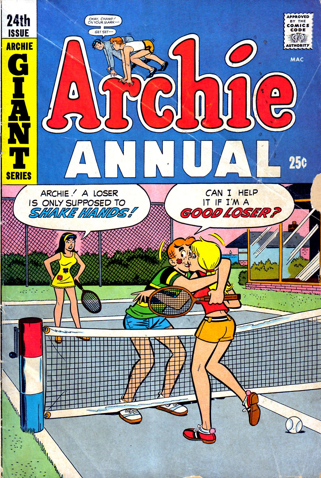 Archie Annual issue 24 - Page 1