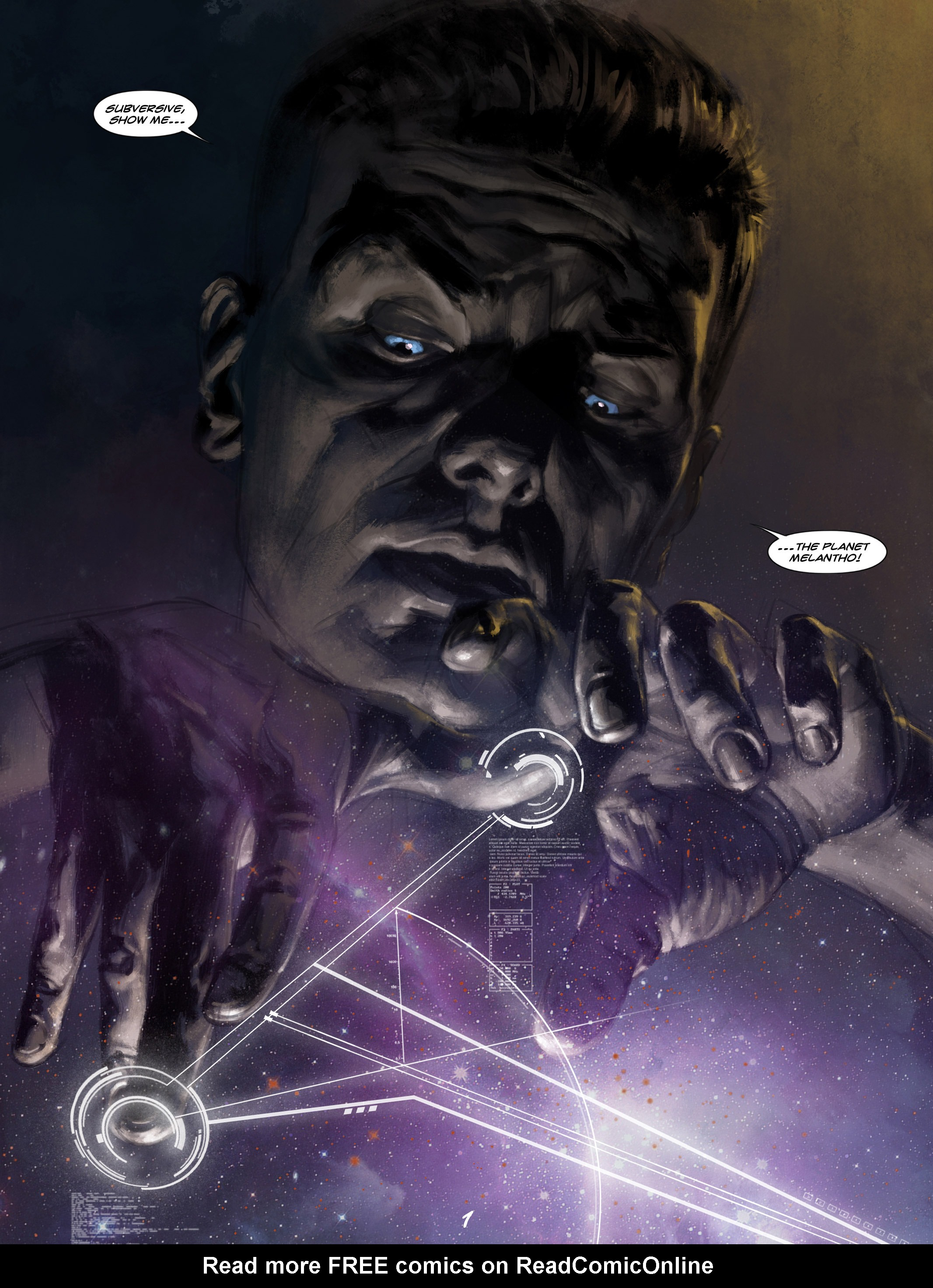 Read online Wynter comic -  Issue #4 - 2