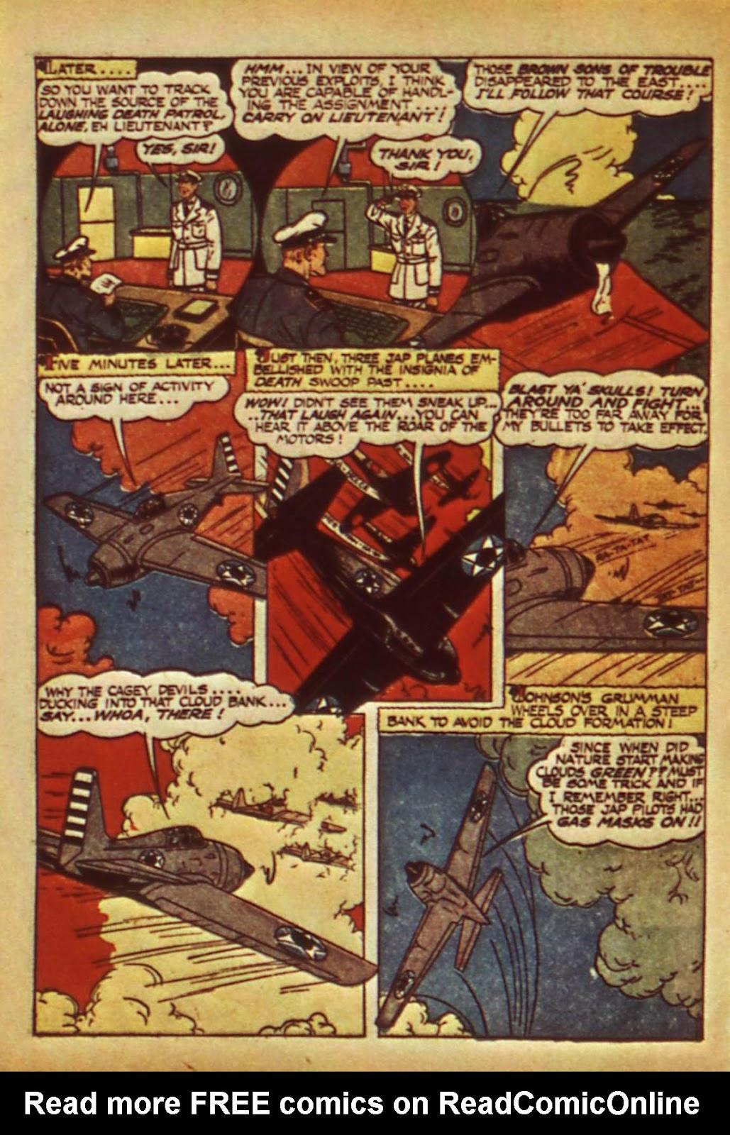 USA Comics issue 7 - Page 60