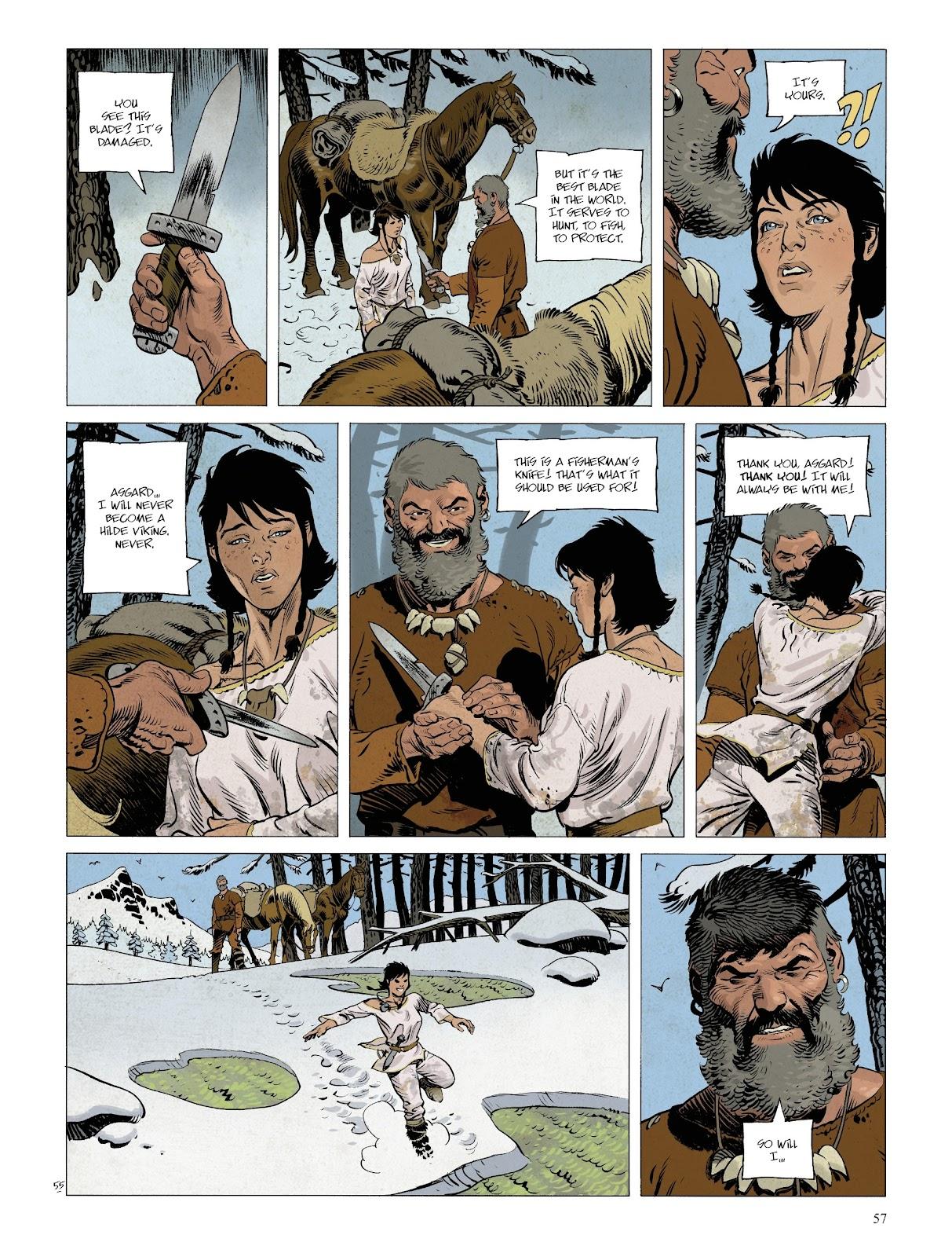 Read online Asgard comic -  Issue #2 - 59
