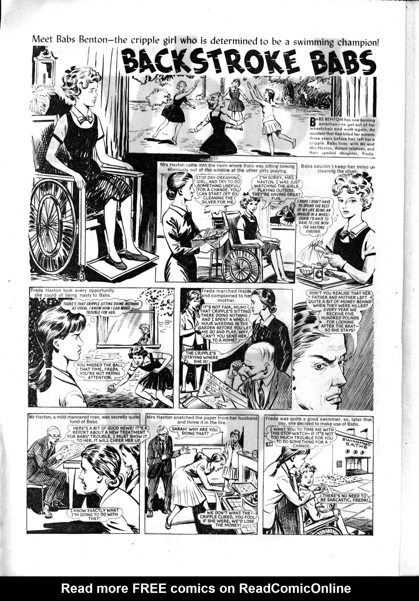 Read online Judy comic -  Issue #169 - 2