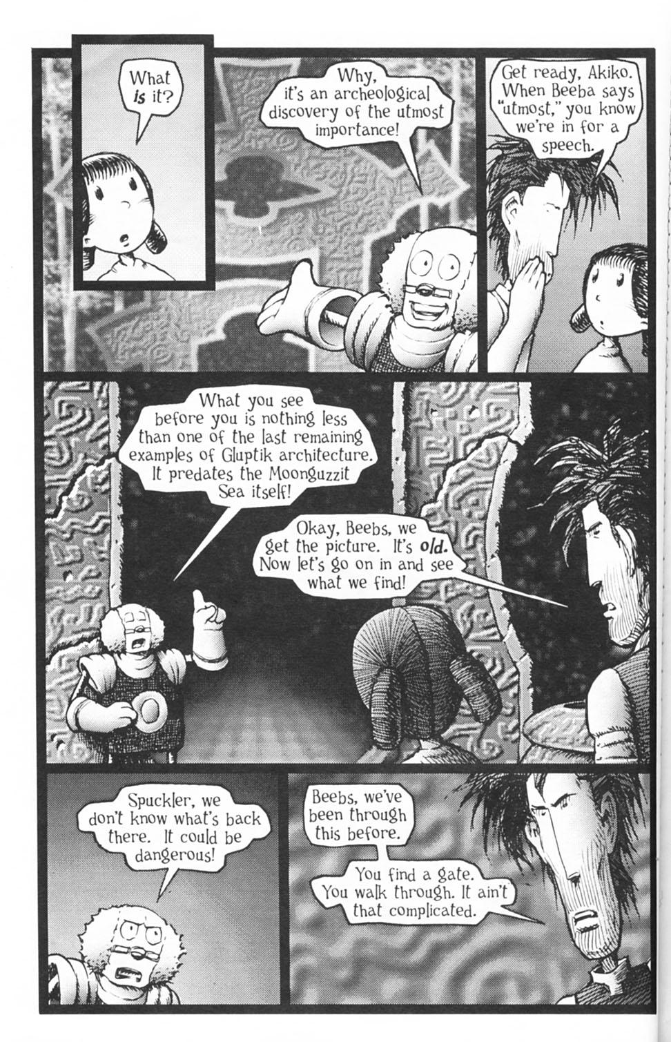 Read online Akiko comic -  Issue #Akiko _TPB 1 - 128
