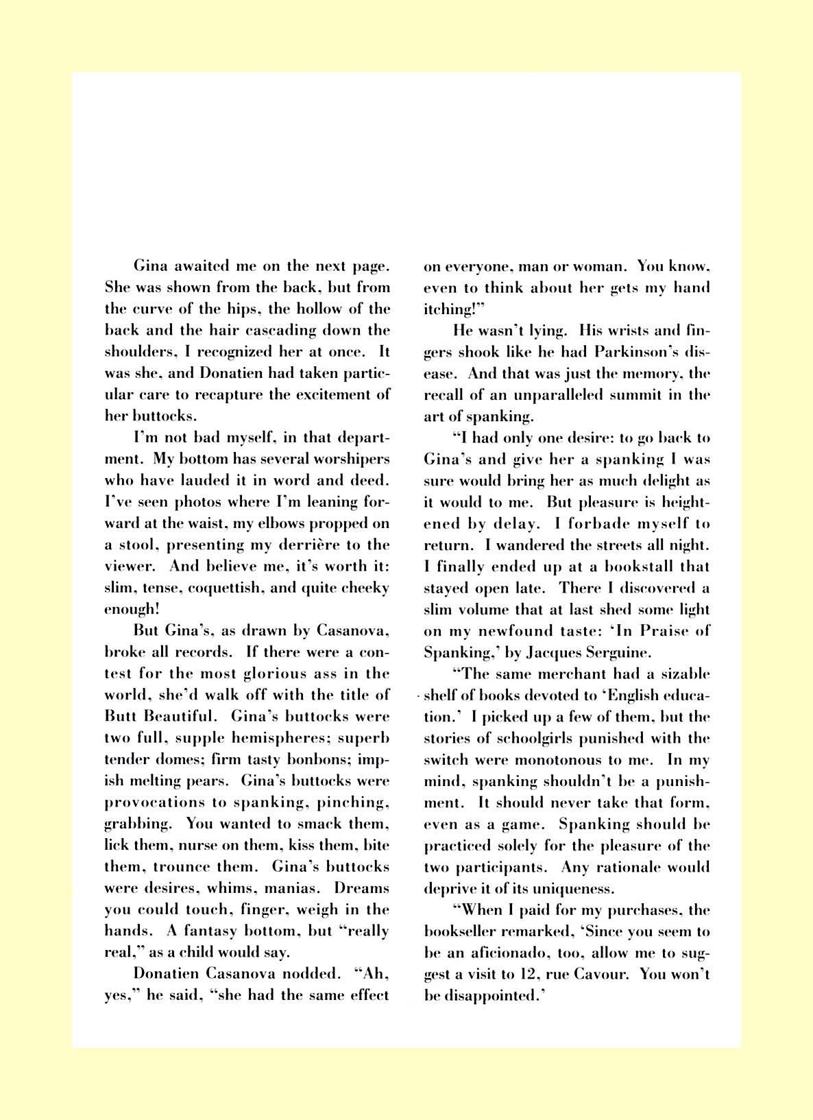 The Art of Spanking issue TPB - Page 20