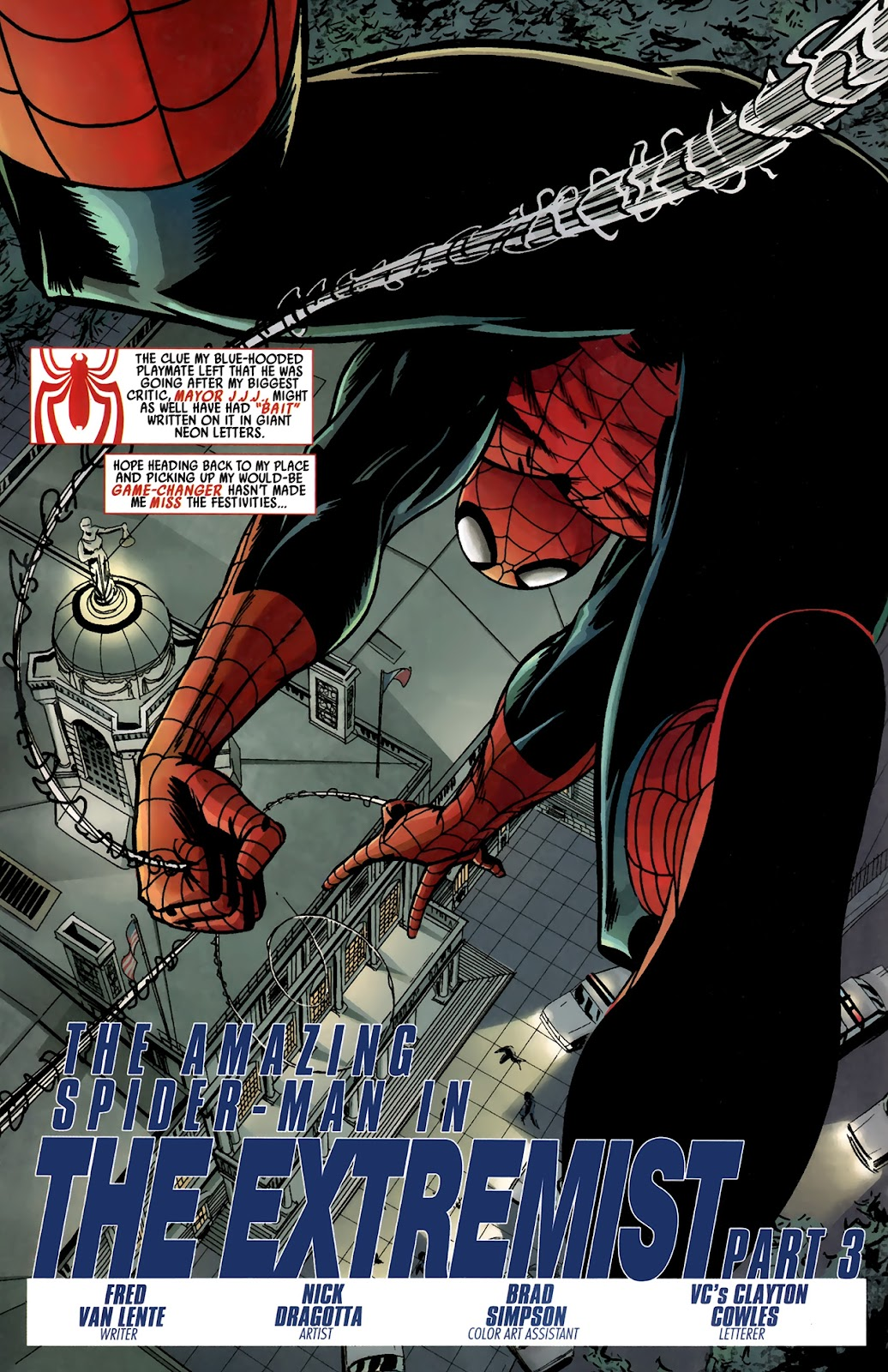 Web of Spider-Man (2009) Issue #10 #10 - English 5