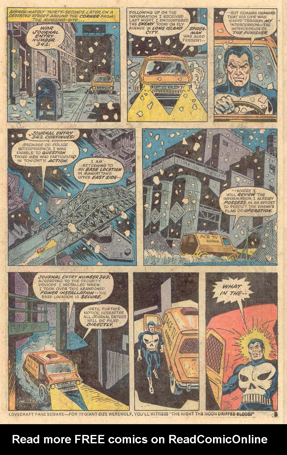 Giant-Size Spider-Man (1974) issue 4 - Page 7