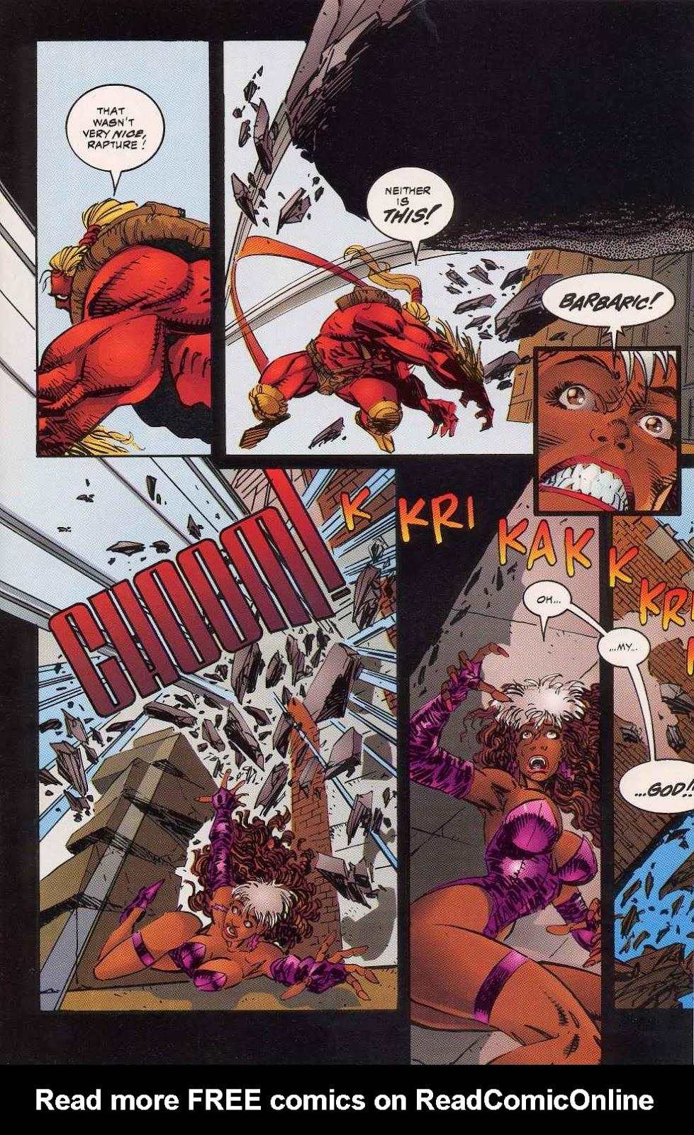 The Savage Dragon (1993) Issue #5 #7 - English 11