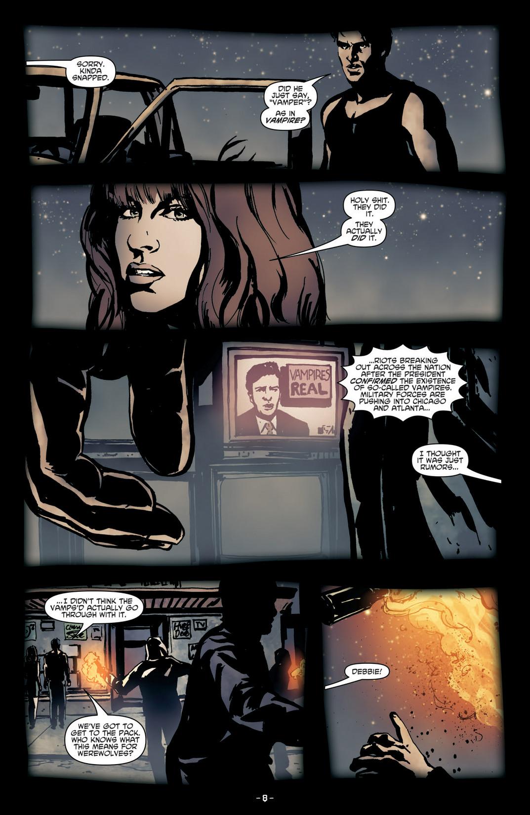 Read online True Blood (2012) comic -  Issue #4 - 10