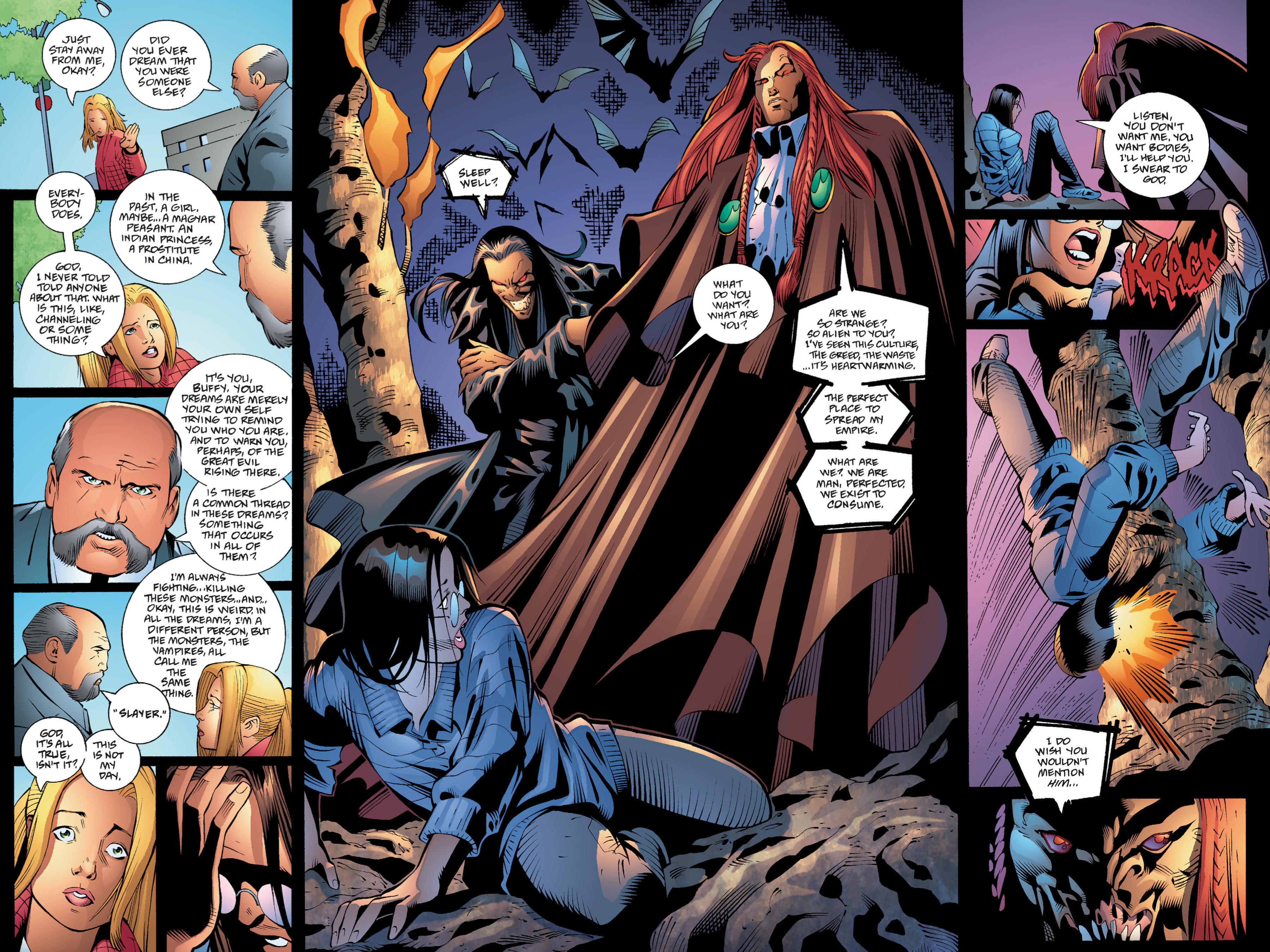 Read online Buffy the Vampire Slayer: Omnibus comic -  Issue # TPB 1 - 53