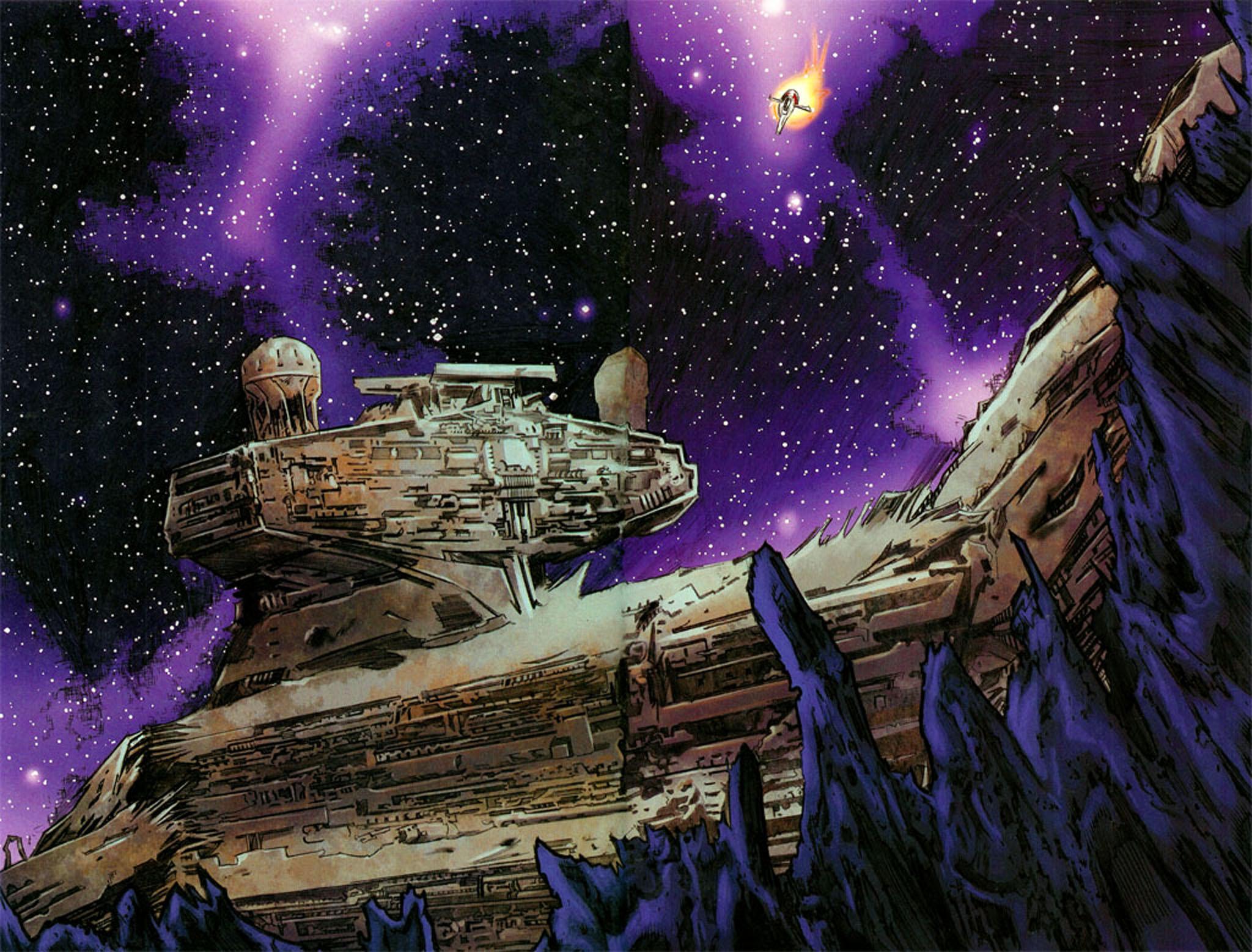 Read online Star Wars Omnibus comic -  Issue # Vol. 12 - 237