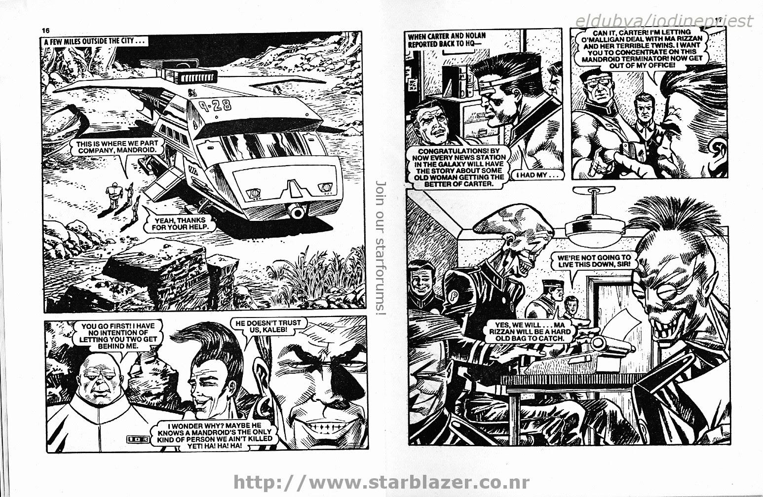 Starblazer issue 280 - Page 10