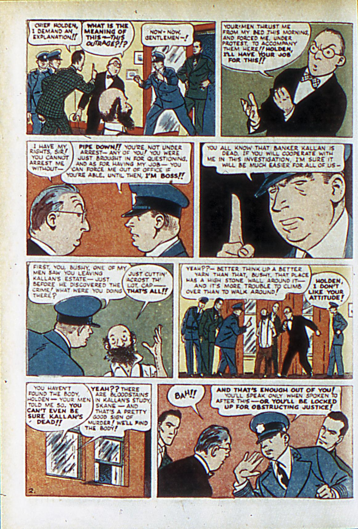 Read online Adventure Comics (1938) comic -  Issue #61 - 43