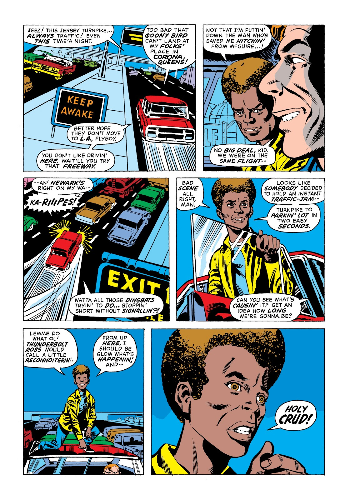 Read online Marvel Masterworks: The Incredible Hulk comic -  Issue # TPB 9 (Part 1) - 20