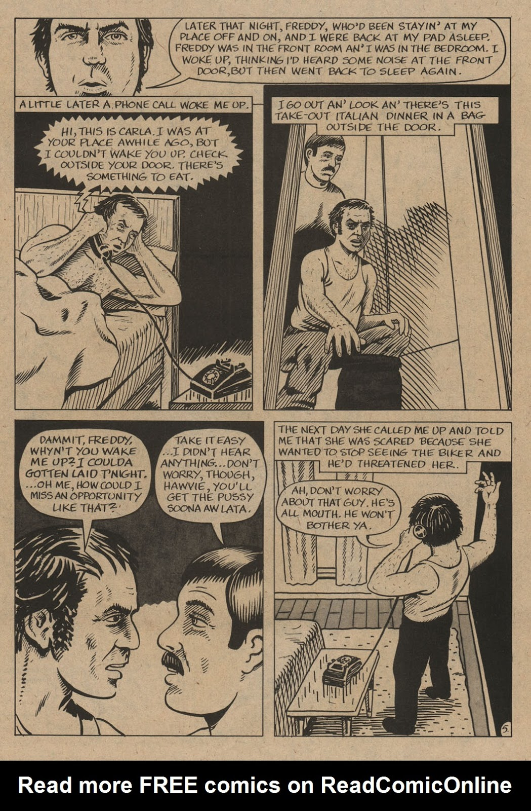 American Splendor (1976) issue 6 - Page 8