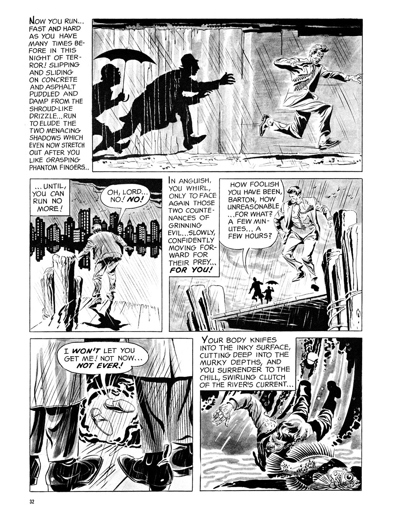 Read online Eerie Archives comic -  Issue # TPB 2 - 33