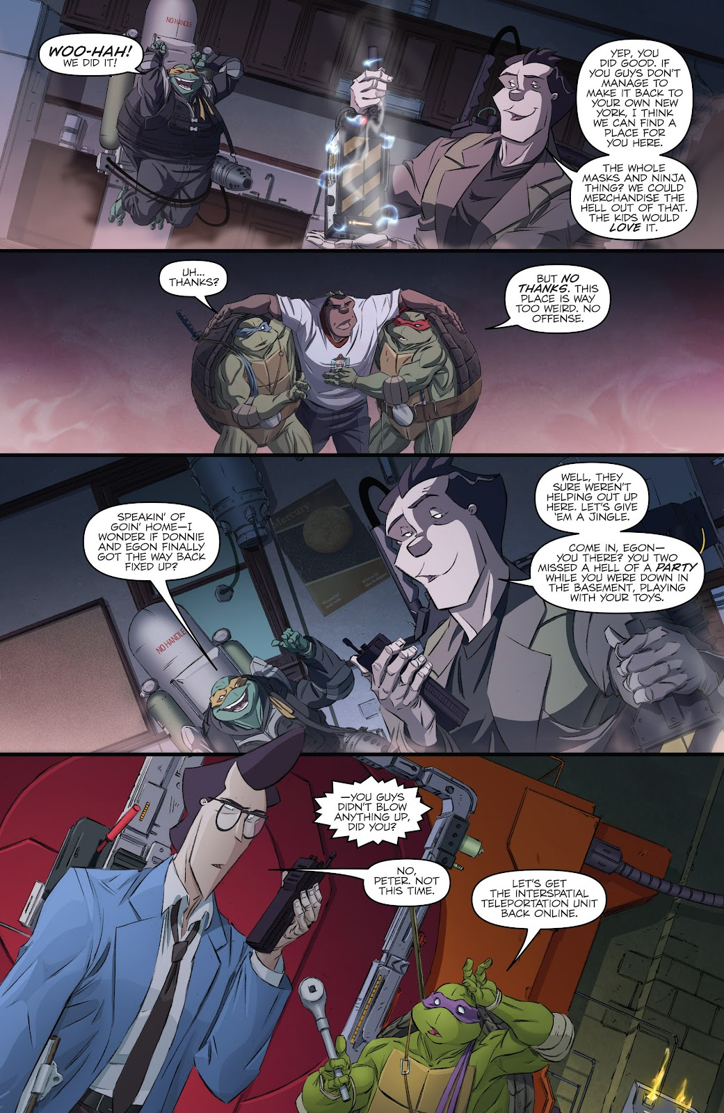 Read online Teenage Mutant Ninja Turtles: The IDW Collection comic -  Issue # TPB 5 (Part 3) - 59