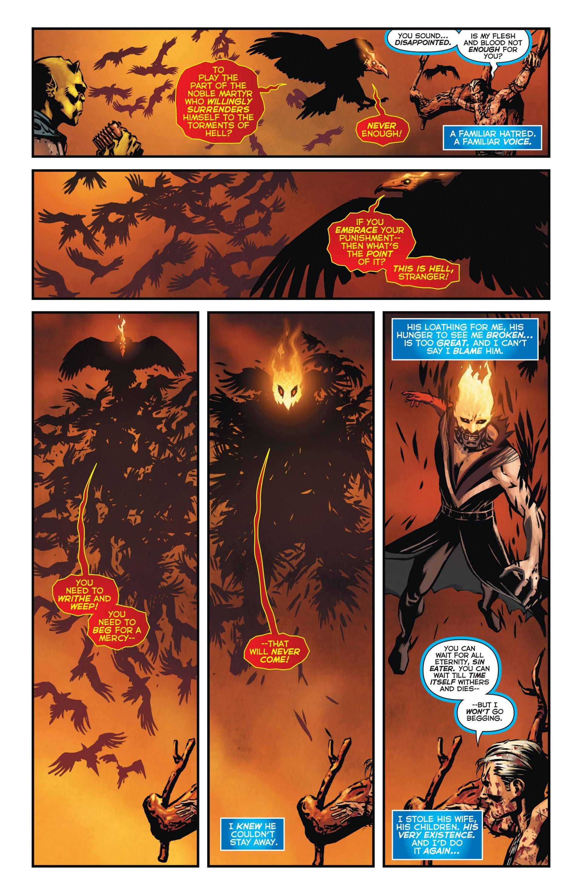 Read online Trinity of Sin: The Phantom Stranger comic -  Issue #9 - 4