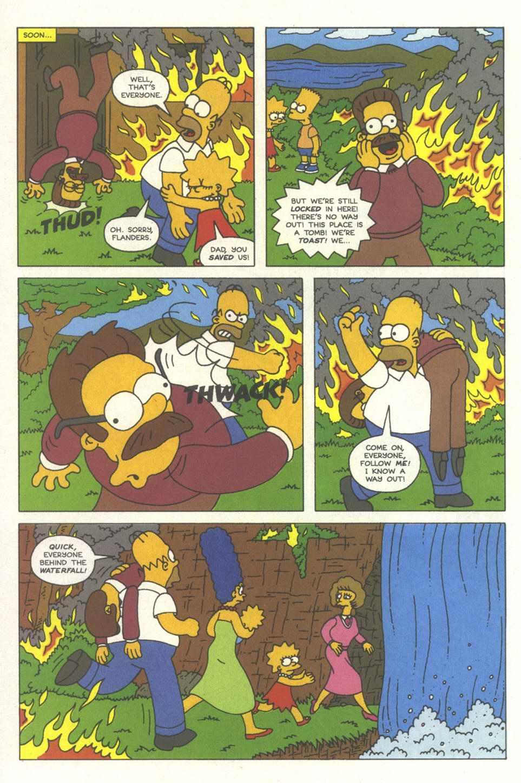 Read online Simpsons Comics comic -  Issue #12 - 21