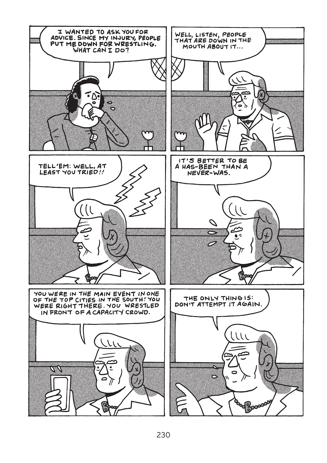 Read online Is This Guy For Real?: The Unbelievable Andy Kaufman comic -  Issue # TPB (Part 3) - 35