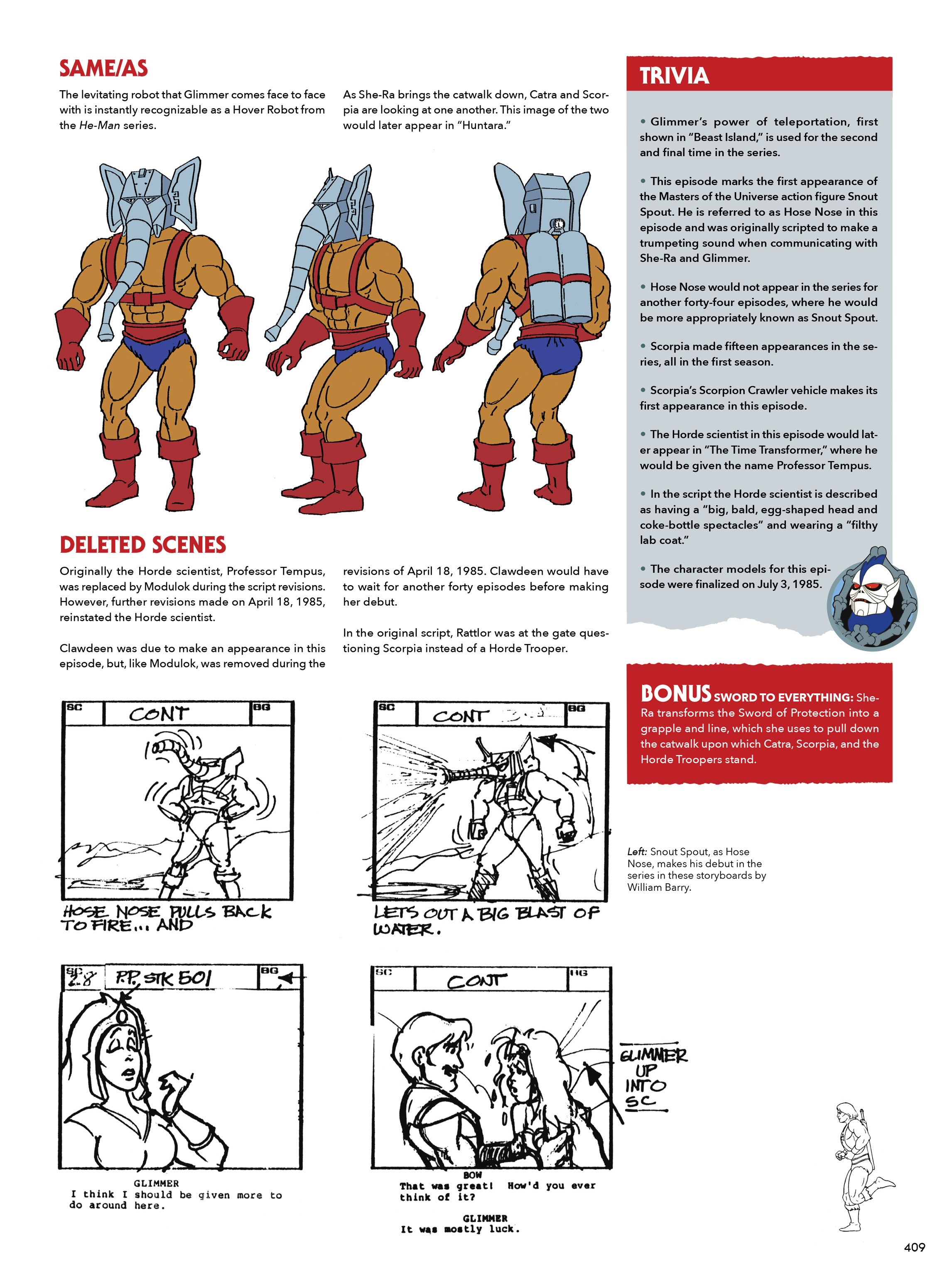 Read online He-Man and She-Ra: A Complete Guide to the Classic Animated Adventures comic -  Issue # TPB (Part 3) - 10