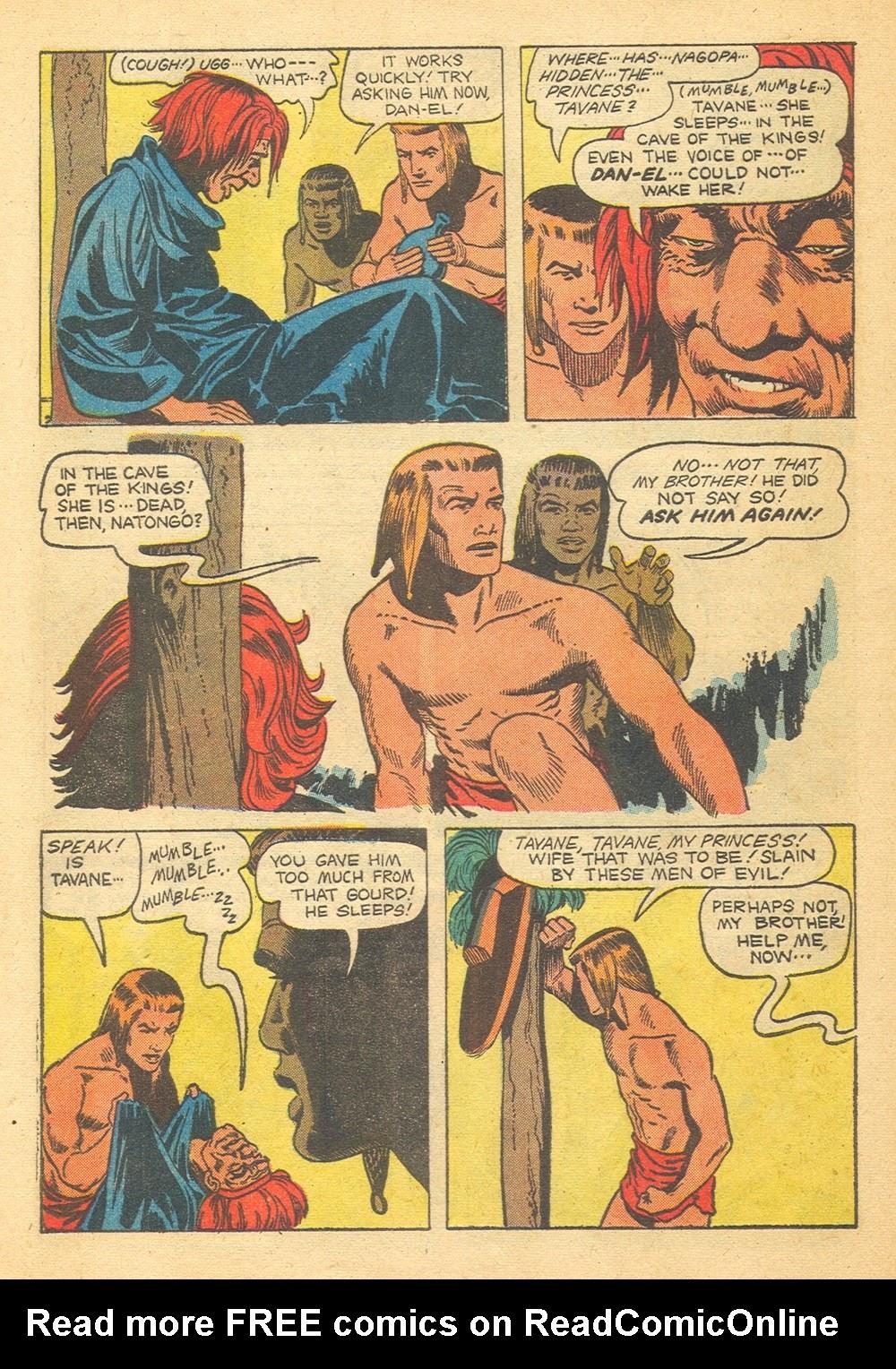 Tarzan (1948) issue 70 - Page 32