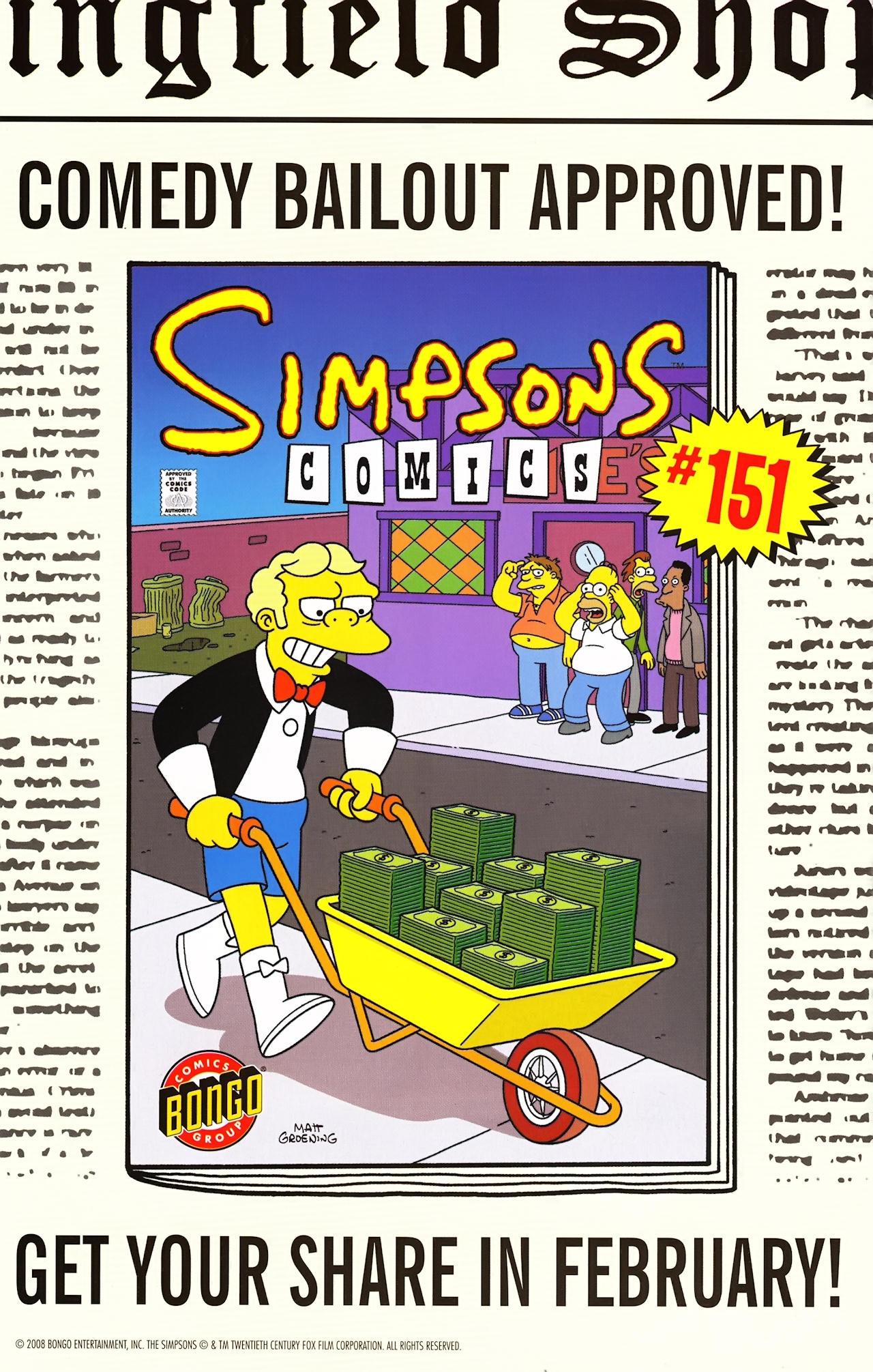Read online Simpsons Comics Presents Bart Simpson comic -  Issue #46 - 15