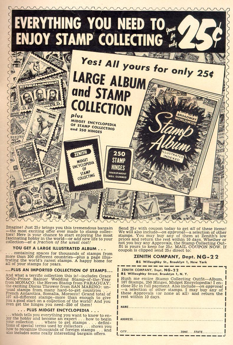 Read online Adventure Comics (1938) comic -  Issue #258 - 35