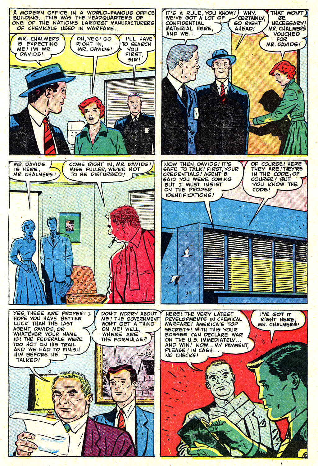 Kent Blake of the Secret Service issue 5 - Page 23
