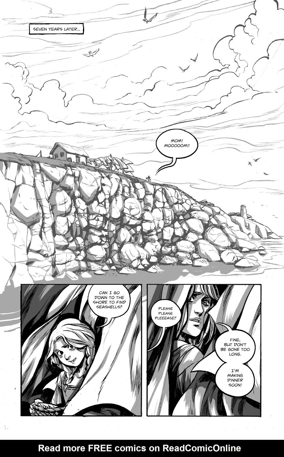 Read online Demeter comic -  Issue # Full - 27