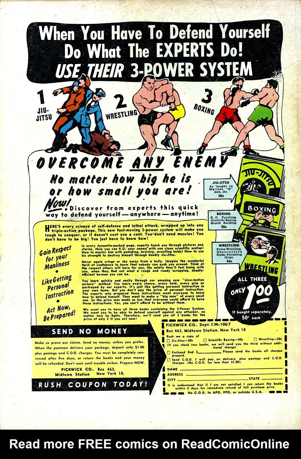 Spellbound (1952) issue 6 - Page 36