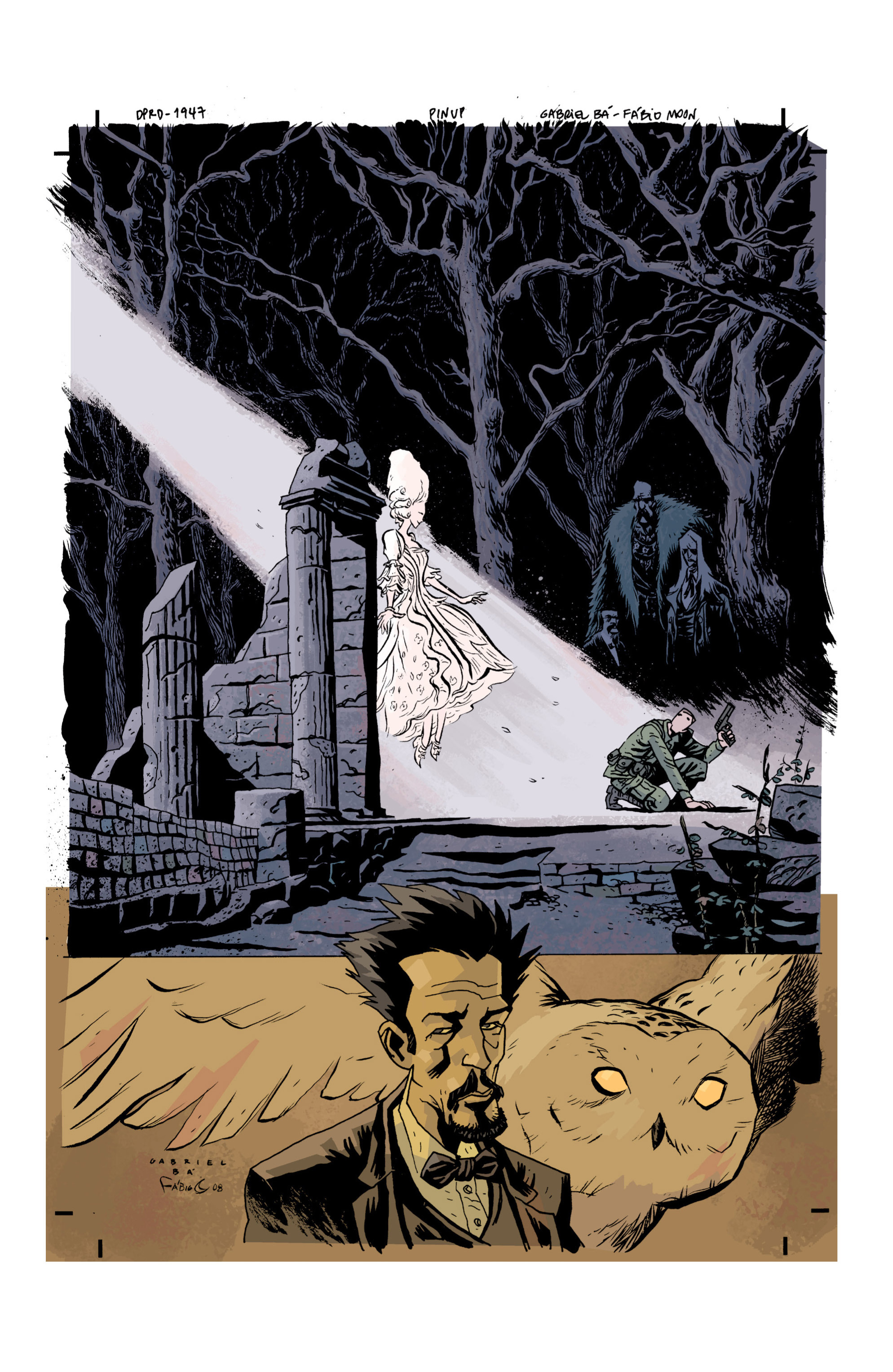 Read online B.P.R.D. (2003) comic -  Issue # TPB 13 - 159