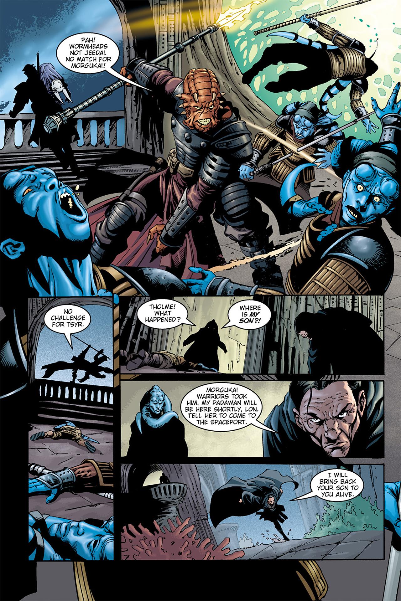 Read online Star Wars Omnibus comic -  Issue # Vol. 15.5 - 149
