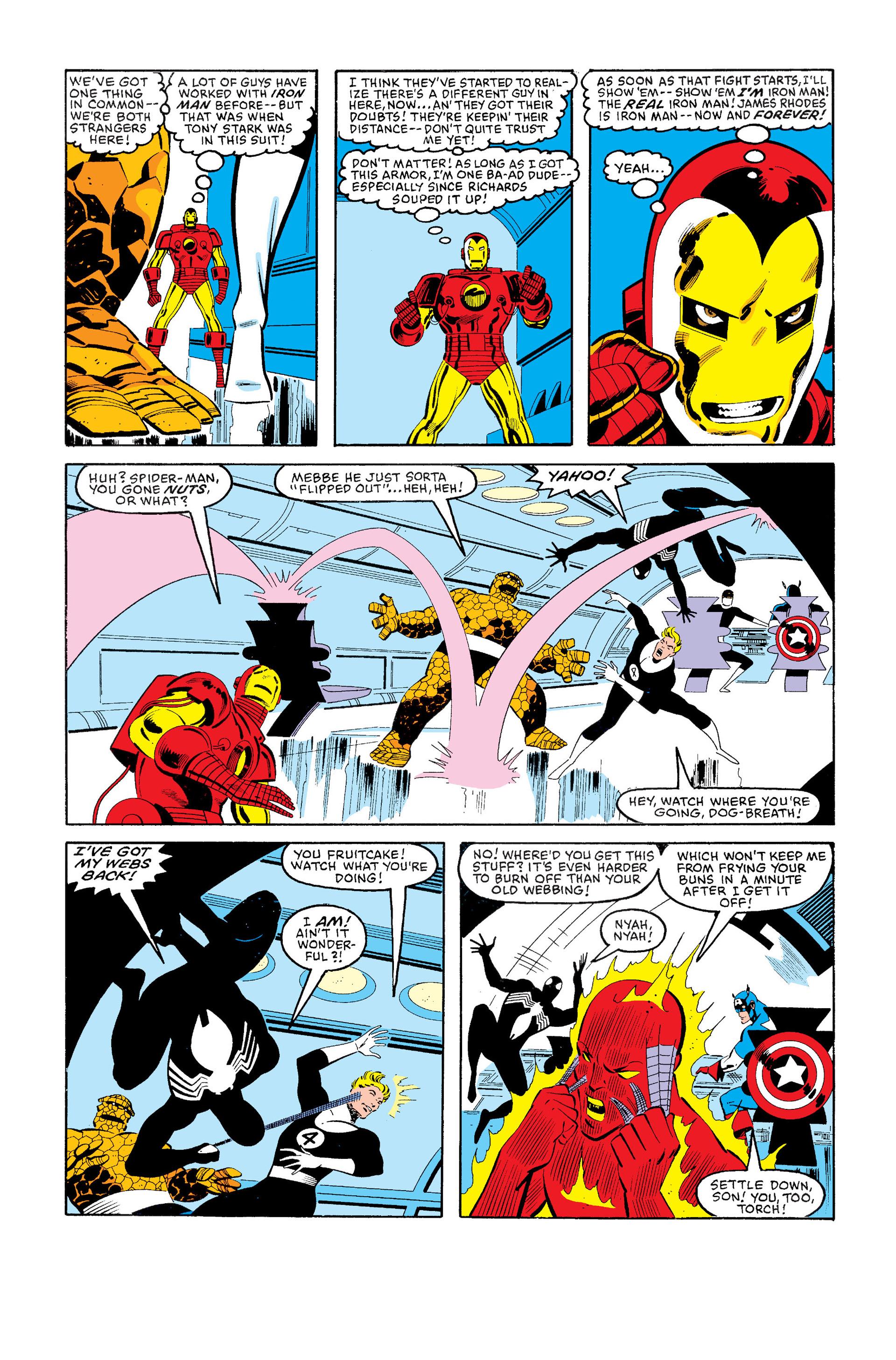 Read online Secret Wars (1985) comic -  Issue #9 - 8