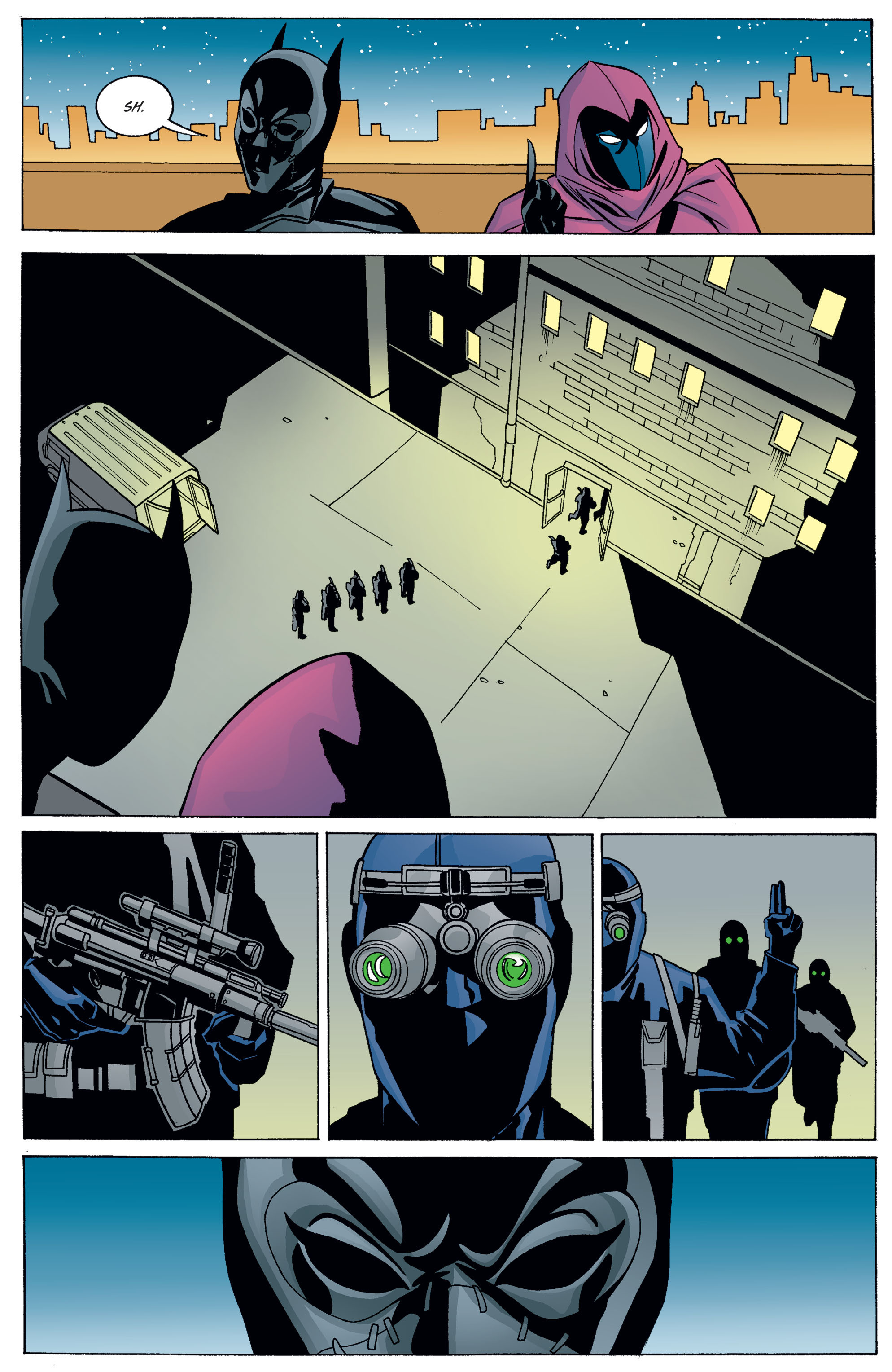 Batman: Bruce Wayne - Murderer? Part_5 Page 1