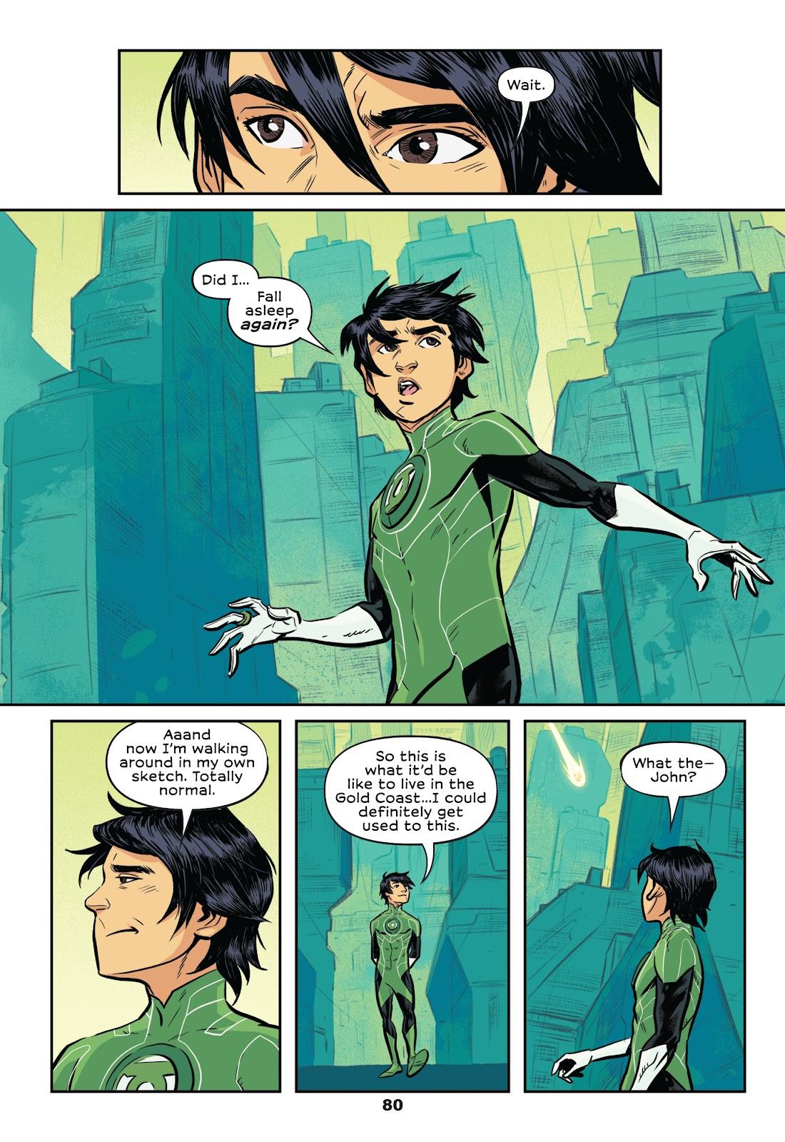 Read online Green Lantern: Legacy comic -  Issue # TPB - 78