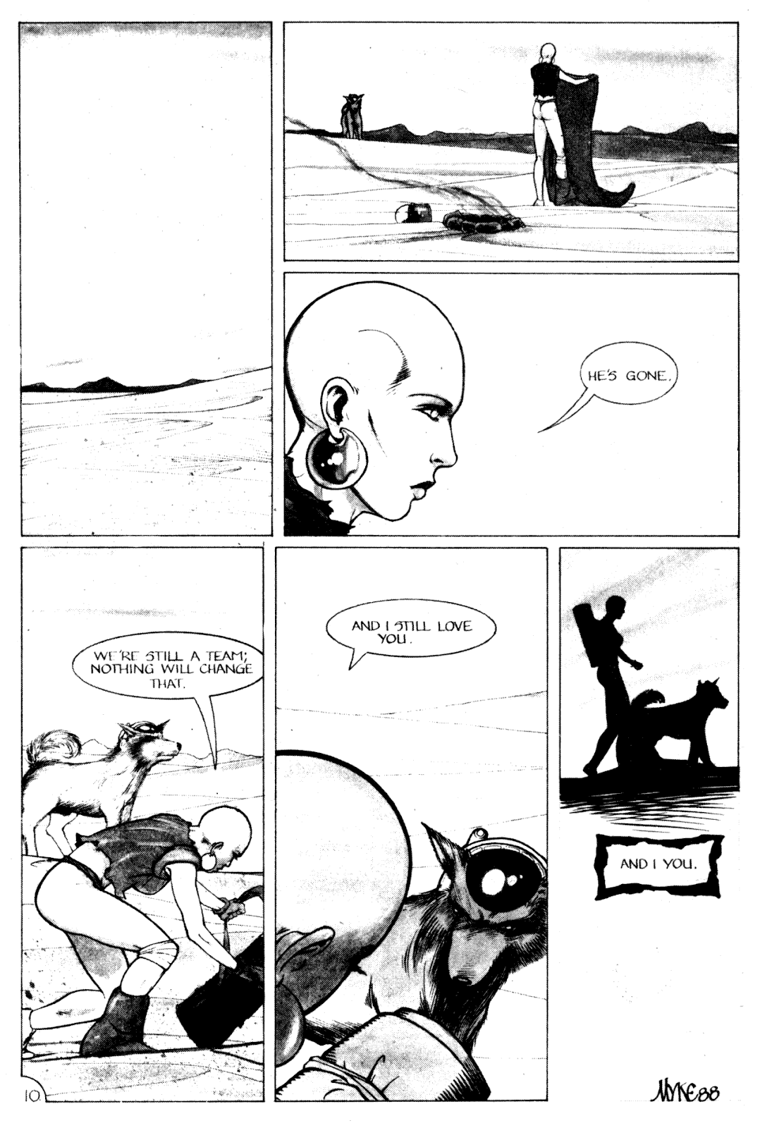 Shattered Earth issue 1 - Page 12