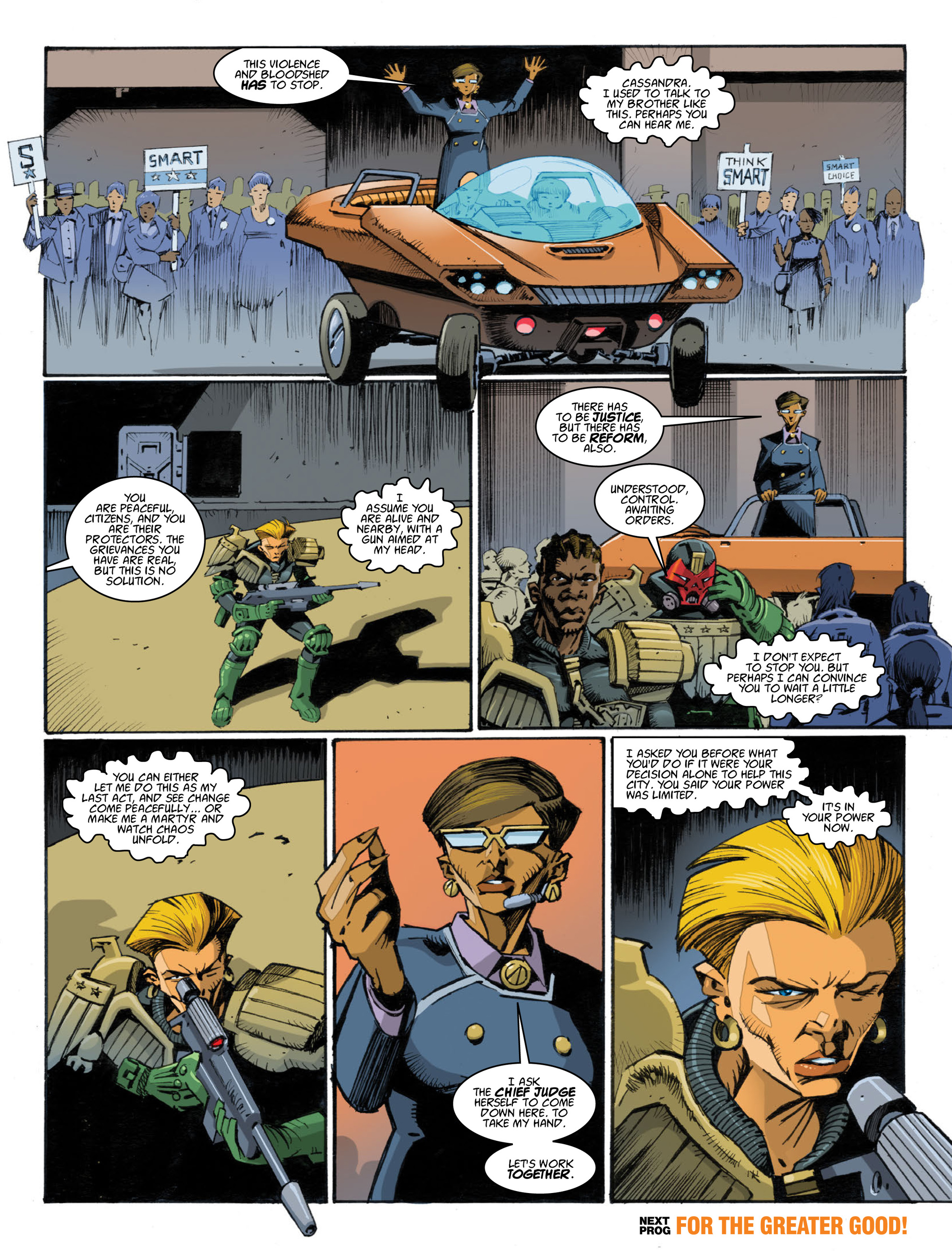 Read online 2000 AD comic -  Issue #1998 - 29