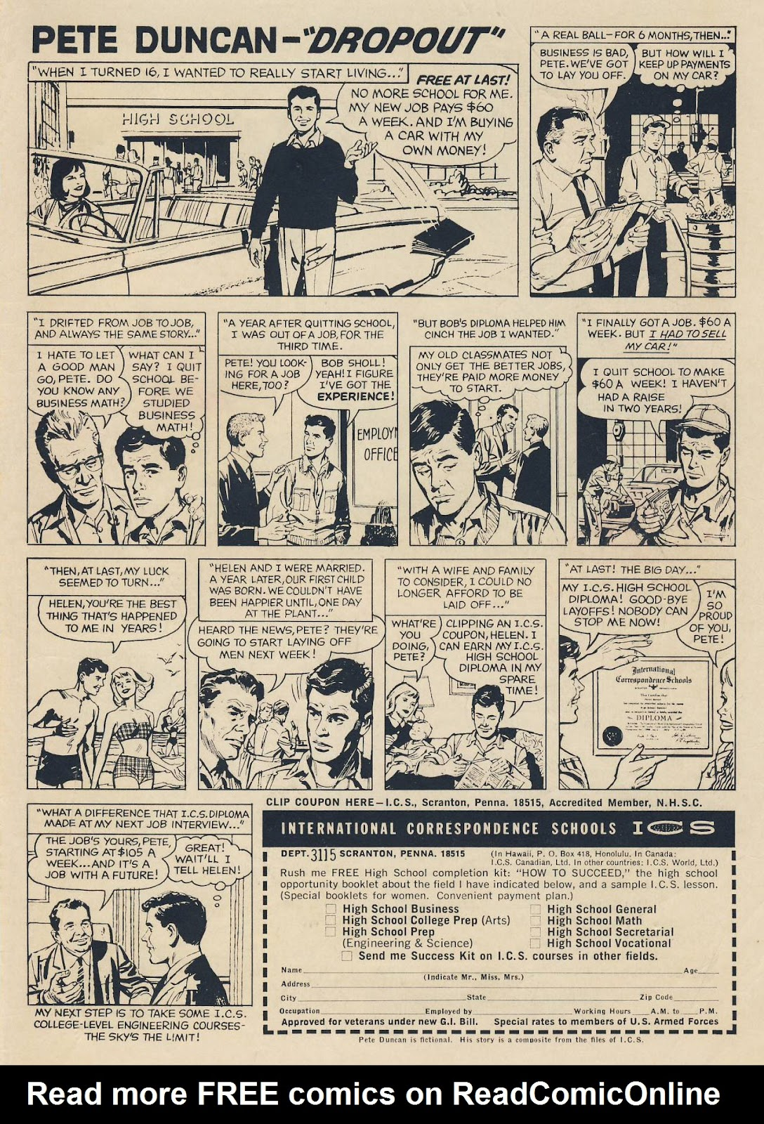 Read online Archie (1960) comic -  Issue #170 - 35
