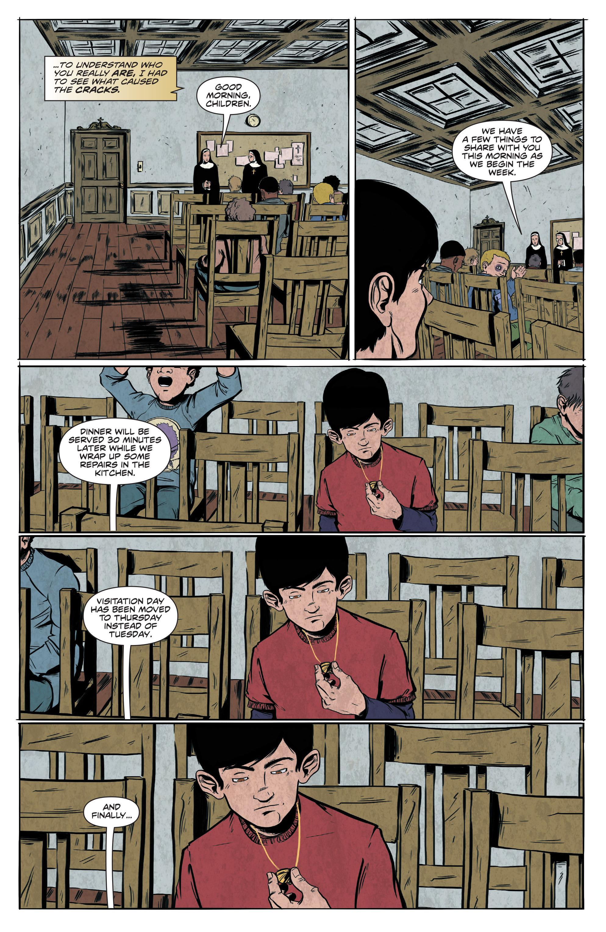 Read online Translucid comic -  Issue #5 - 19