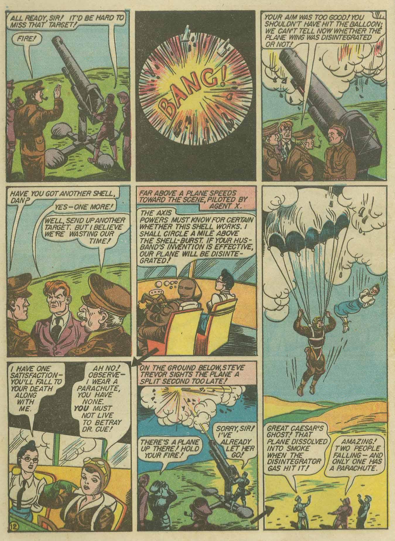 Read online Sensation (Mystery) Comics comic -  Issue #9 - 14