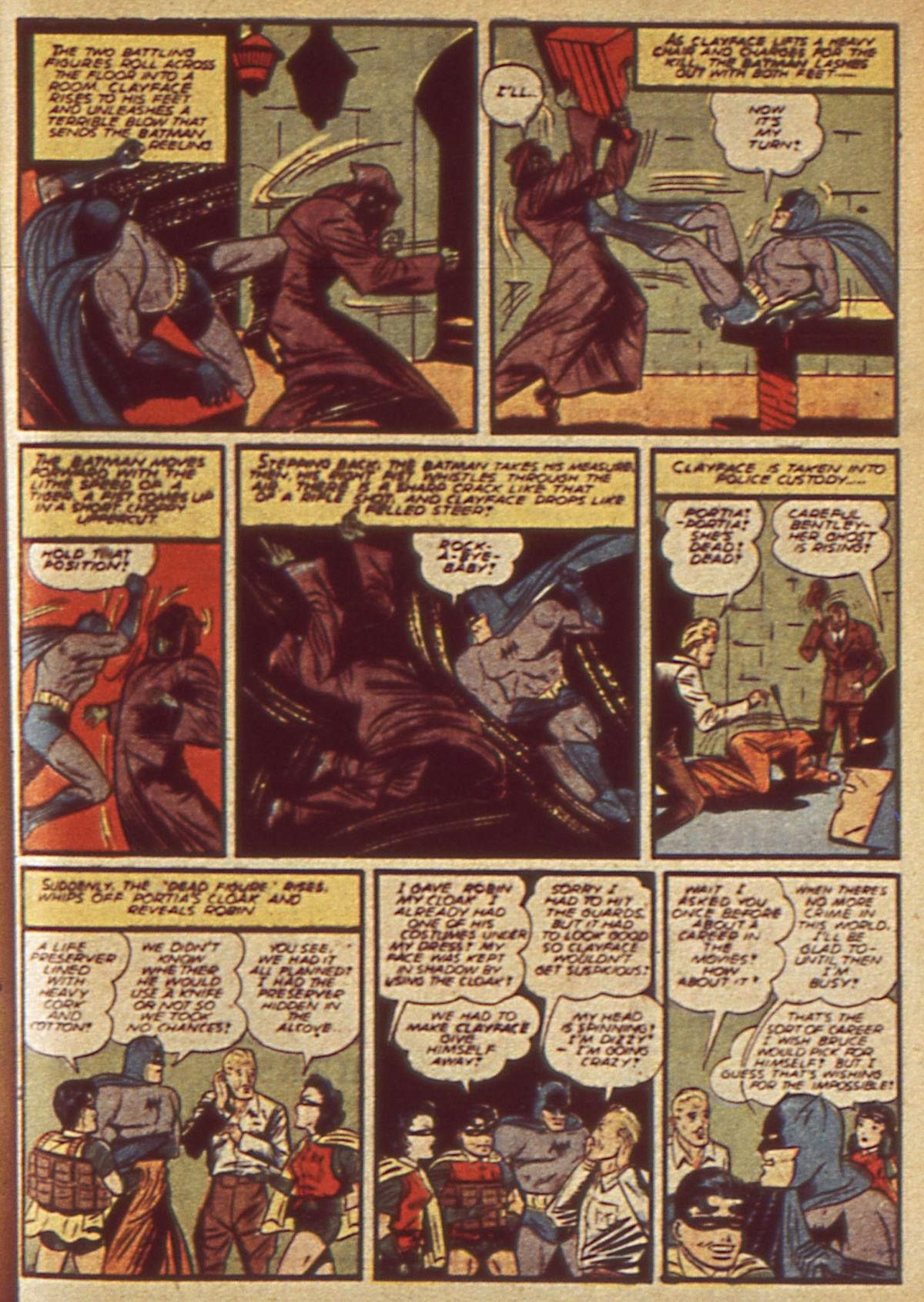 Read online Detective Comics (1937) comic -  Issue #49 - 15
